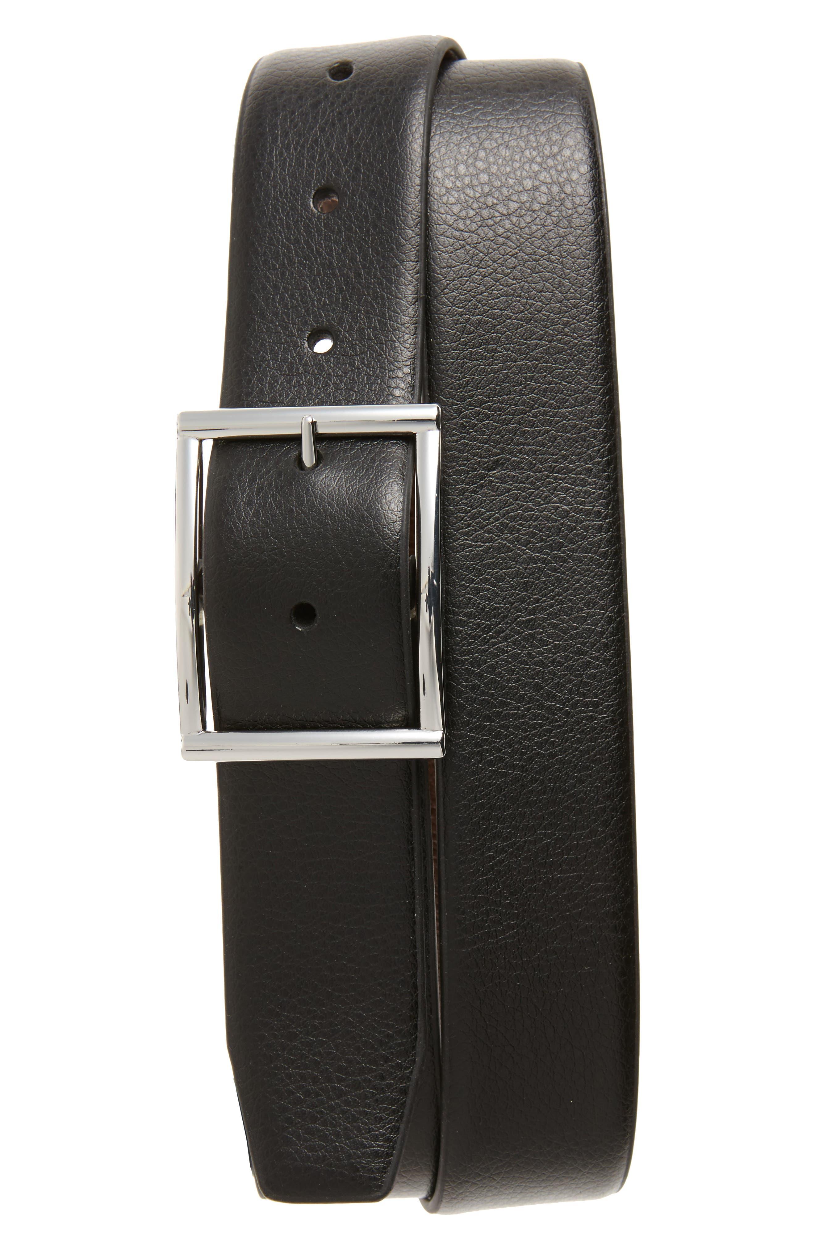 1901 Tanner Leather Belt