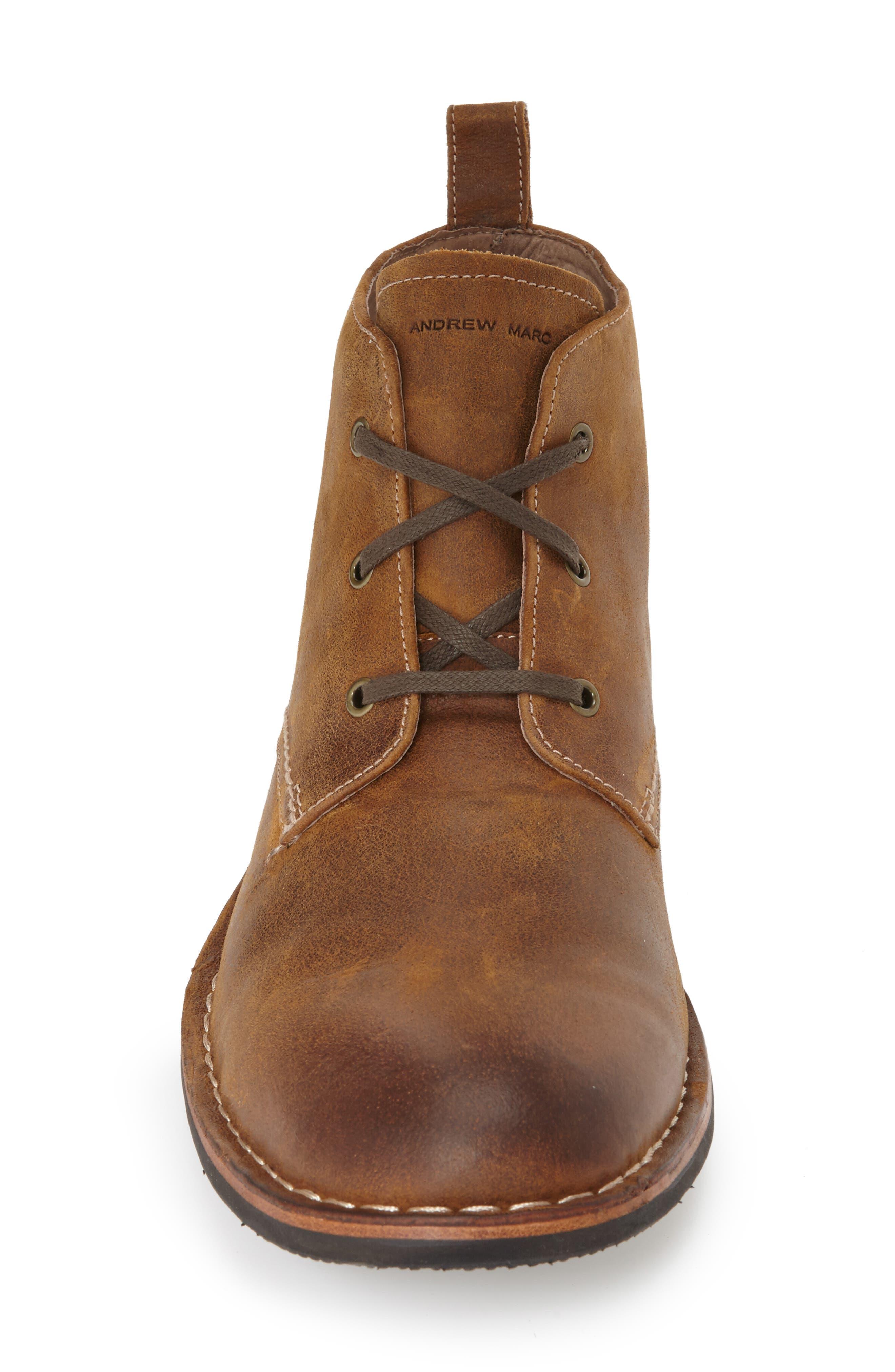 Alternate Image 4  - Andrew Marc Dorchester Chukka Boot (Men)