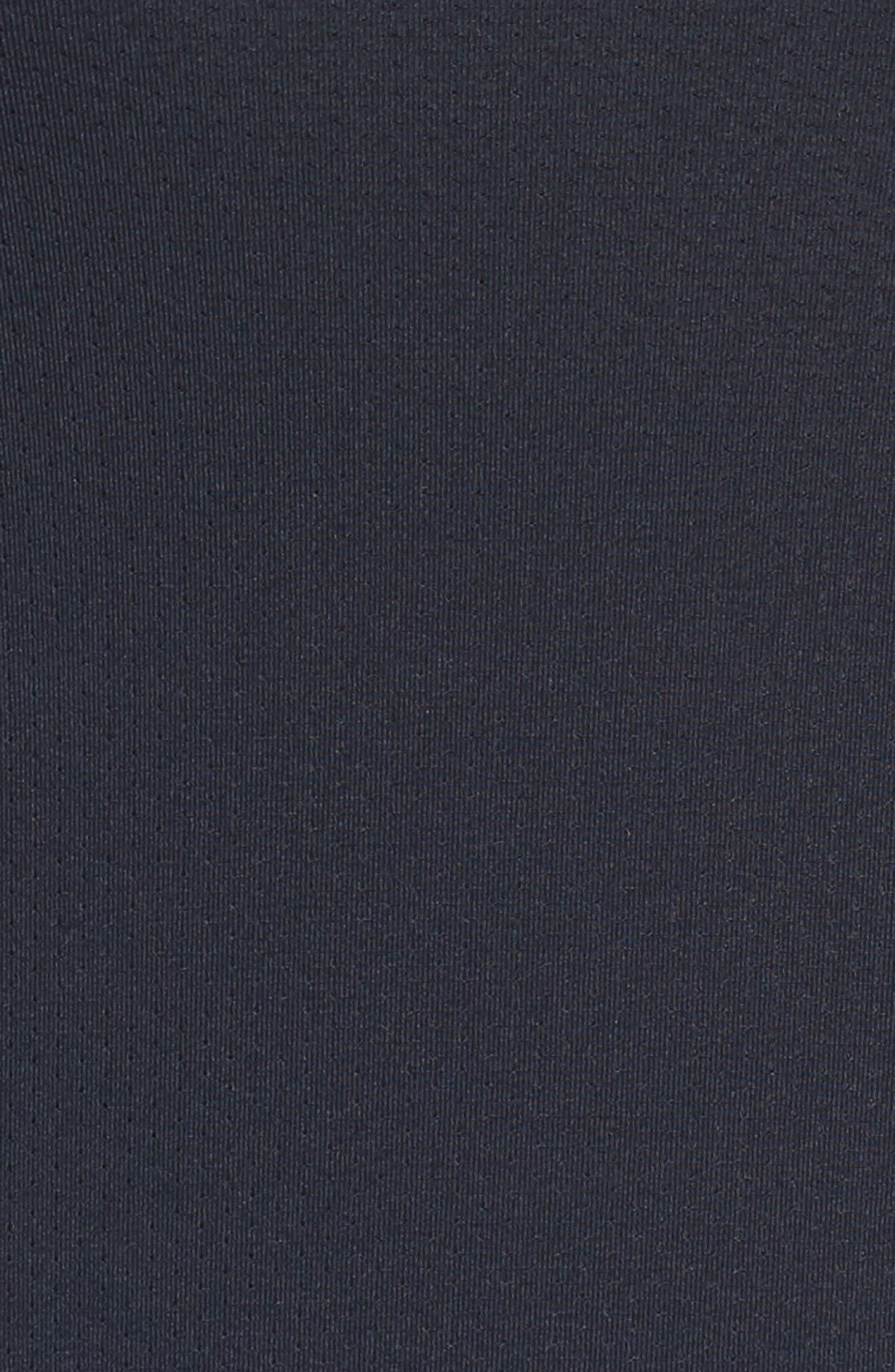 Training Pullover,                             Alternate thumbnail 7, color,                             Dark Obsidian/ Royal/ Yellow