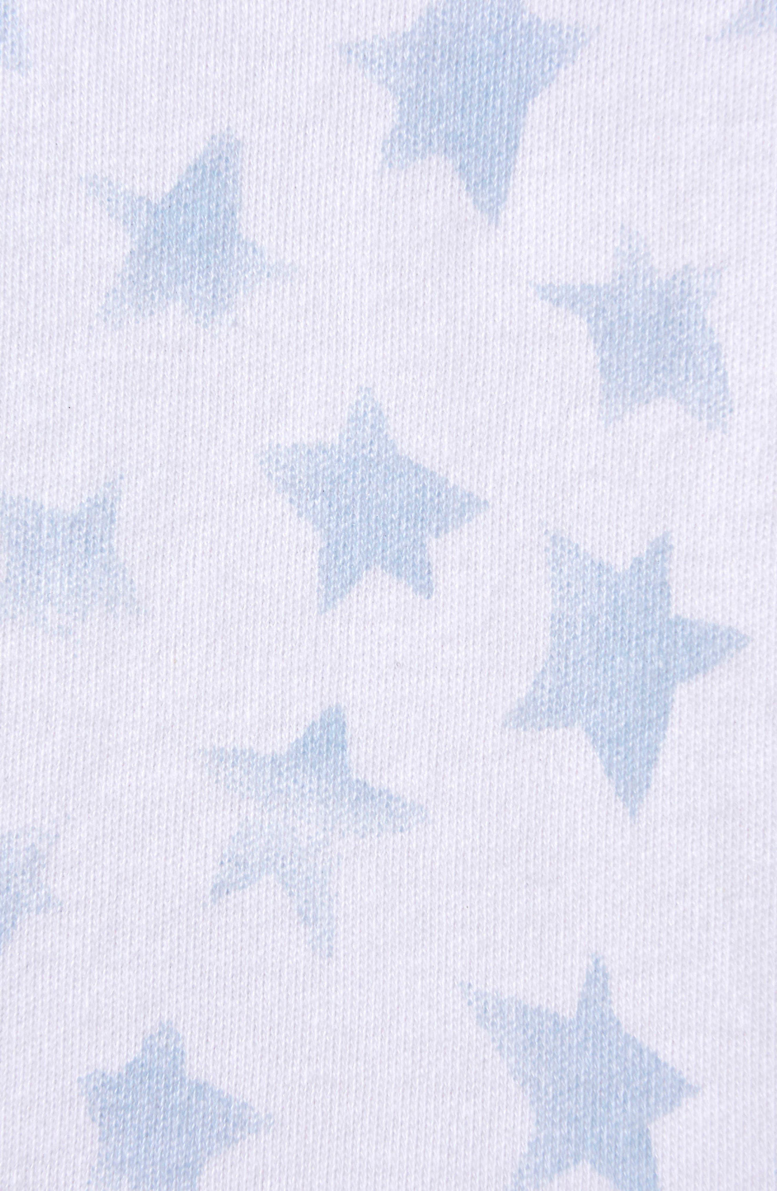 Platinum Series SleepSack<sup>™</sup> Swaddle,                             Alternate thumbnail 6, color,                             Pale Blue Twinkle