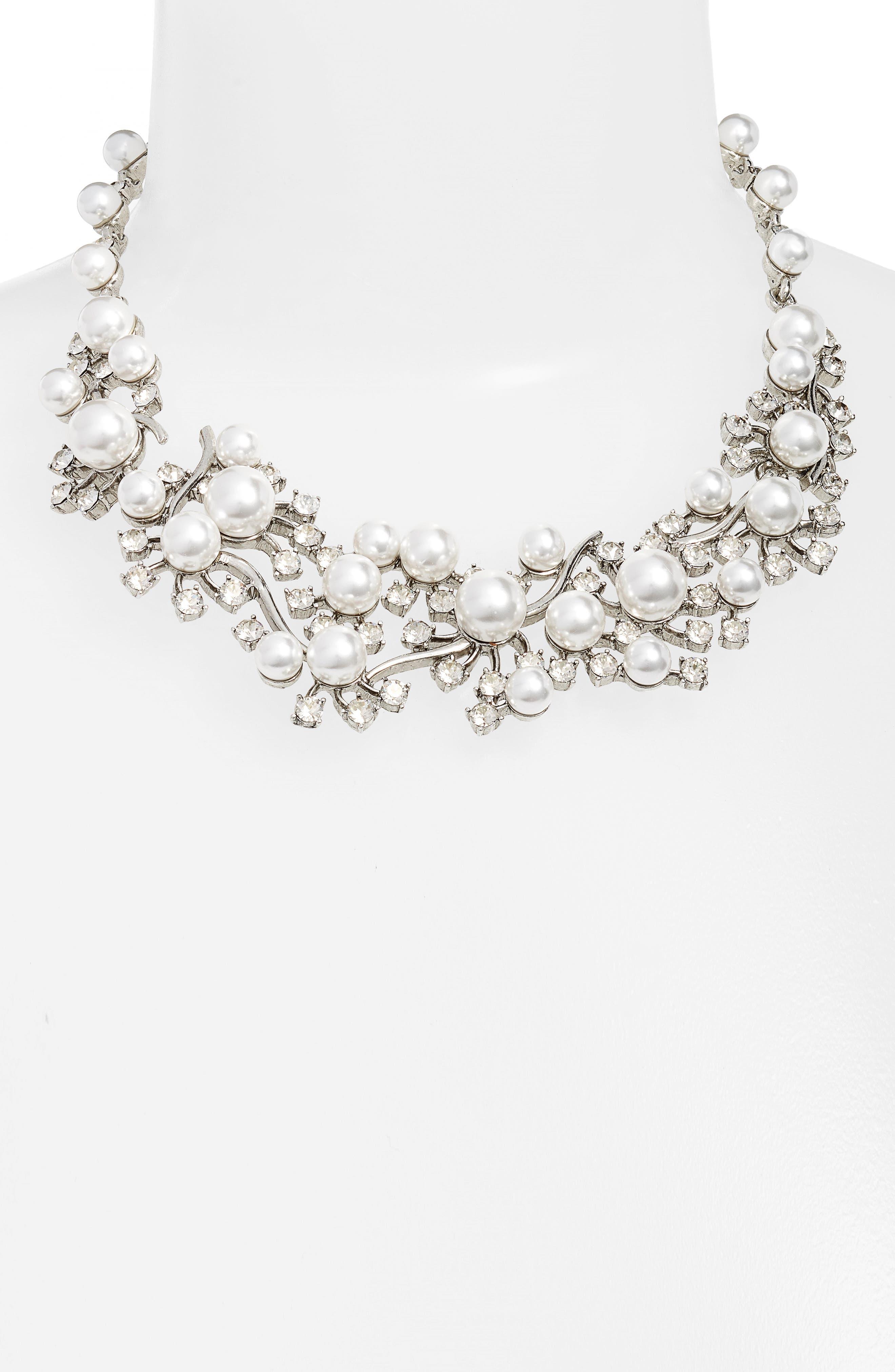 Alternate Image 2  - Oscar de la Renta Collar Necklace