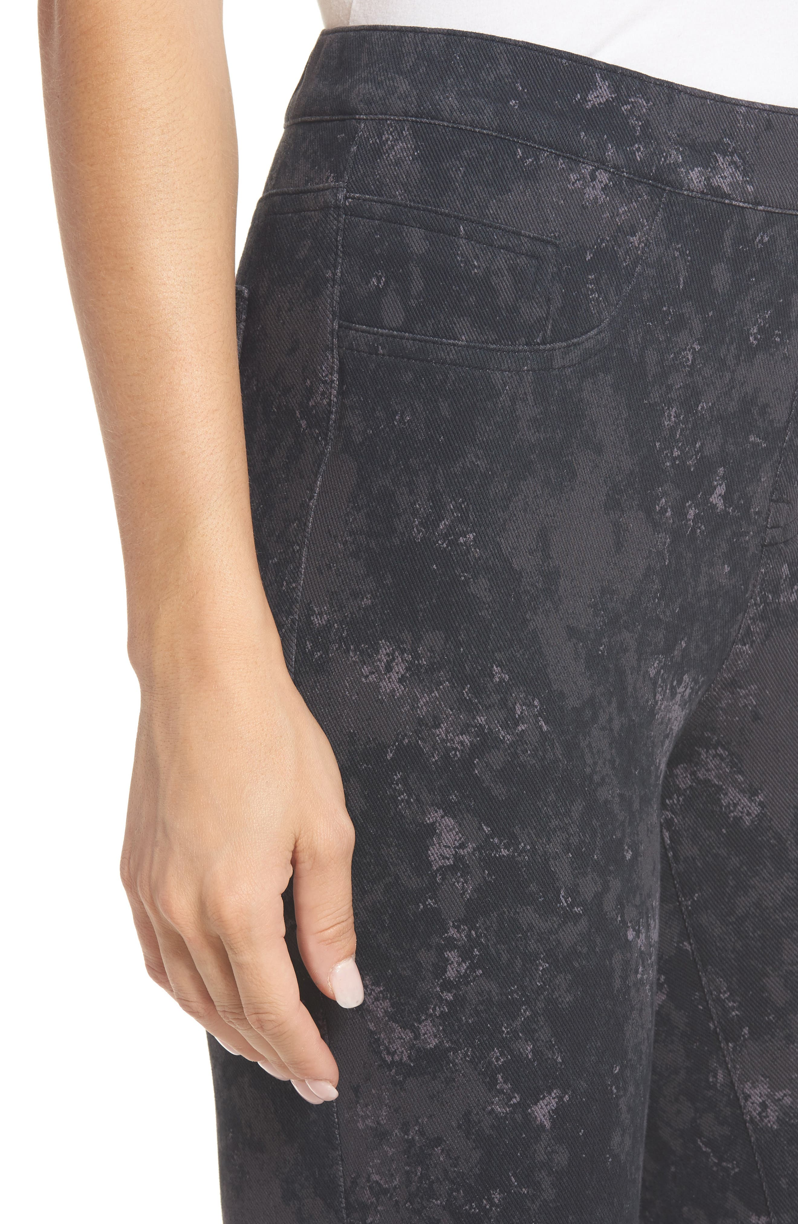 Alternate Image 5  - SPANX® Jean-ish Leggings