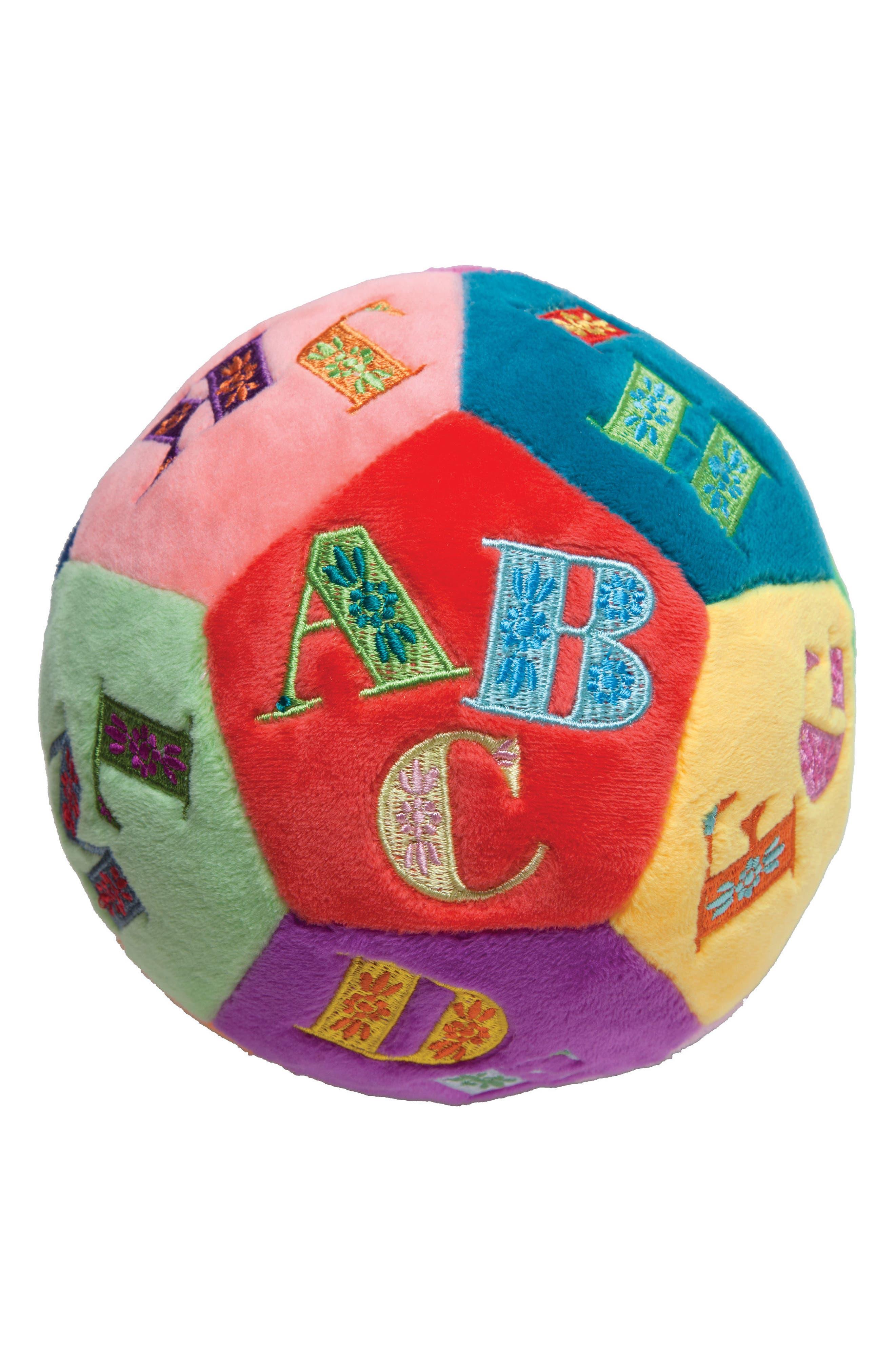 Alternate Image 1 Selected - eeBoo Alphabet Ball