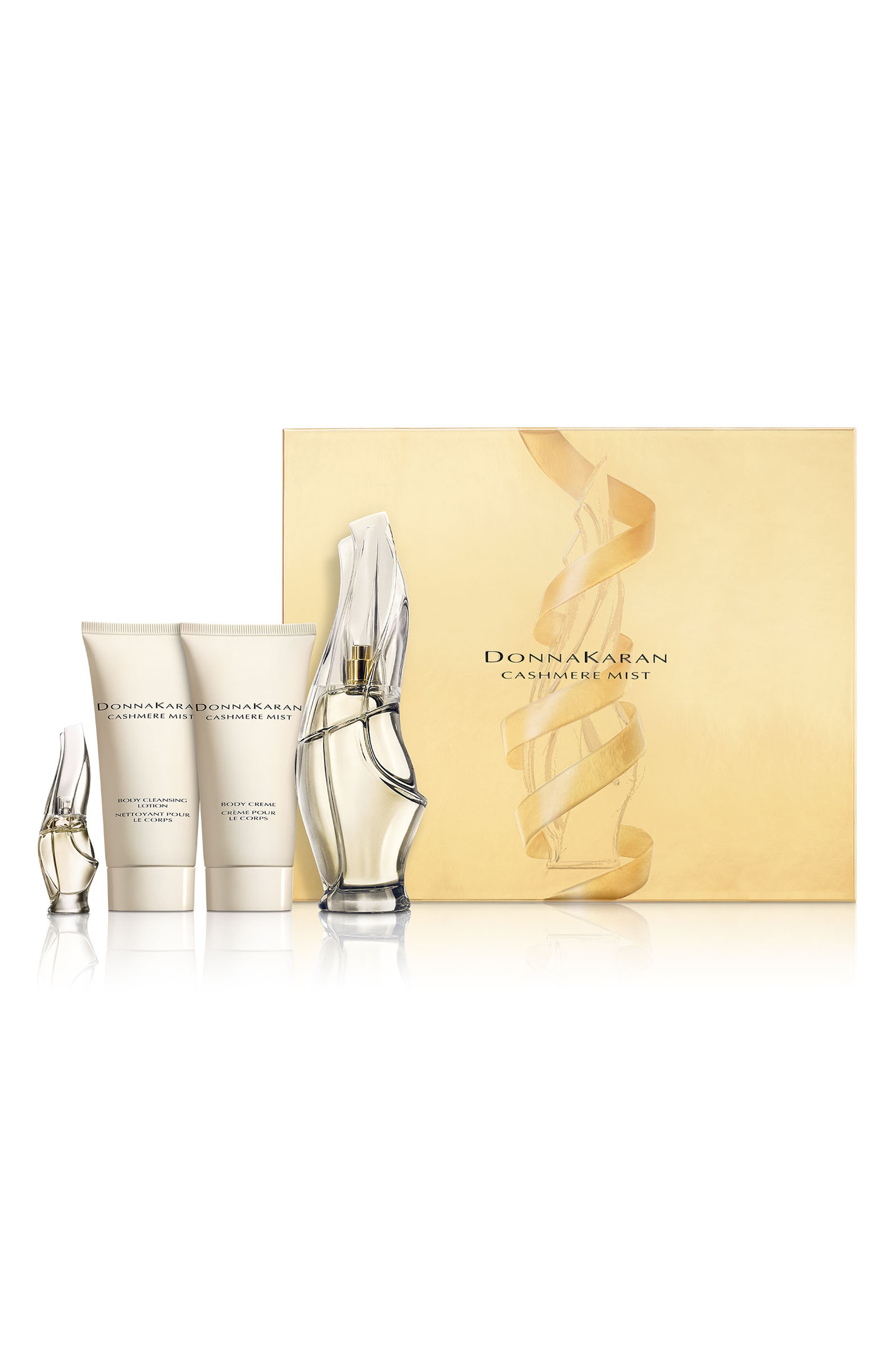 Donna Karan Cashmere Mist Essentials Set ($176 Value)