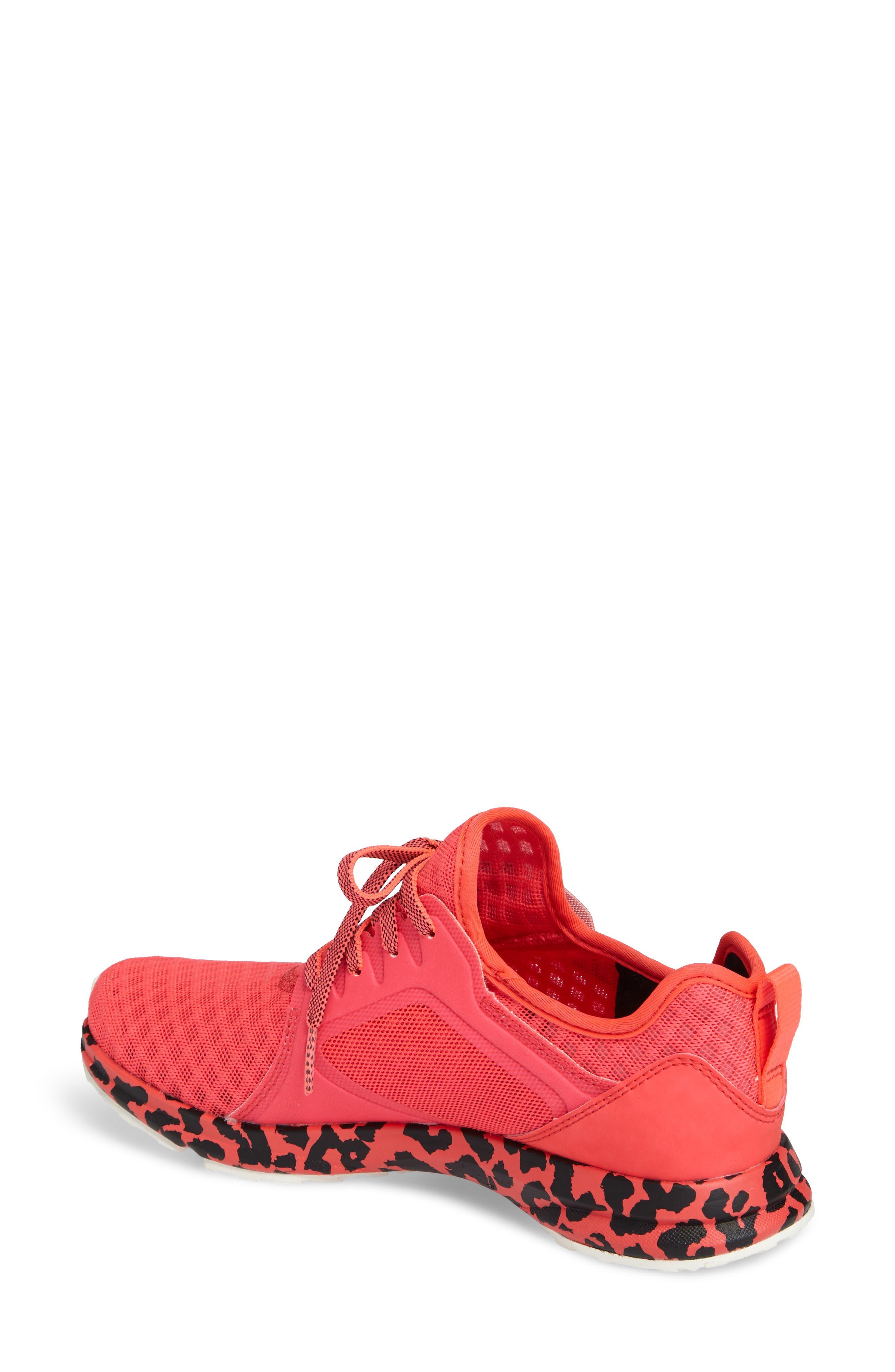 Alternate Image 2  - Ariat Fuse Print Sneaker (Women)