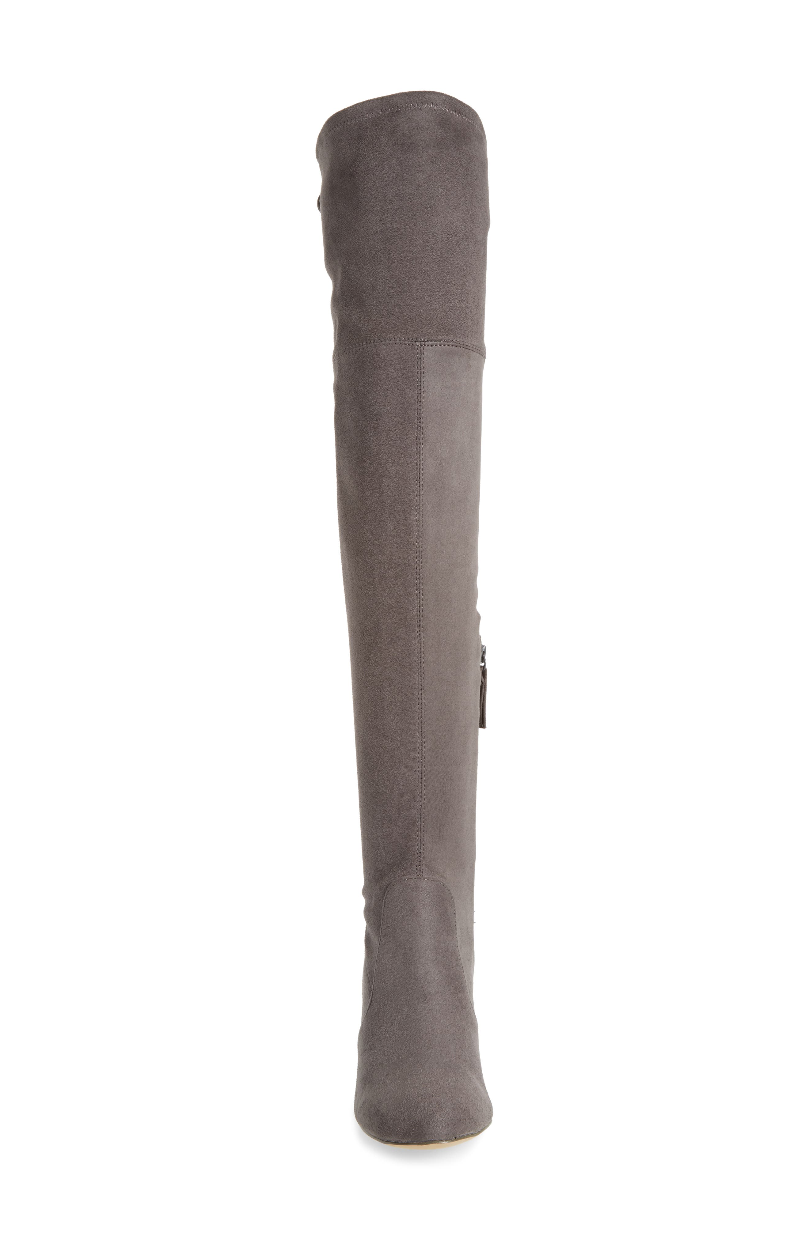 Alternate Image 4  - Charles by Charles David Ollie Over the Knee Boot (Women)