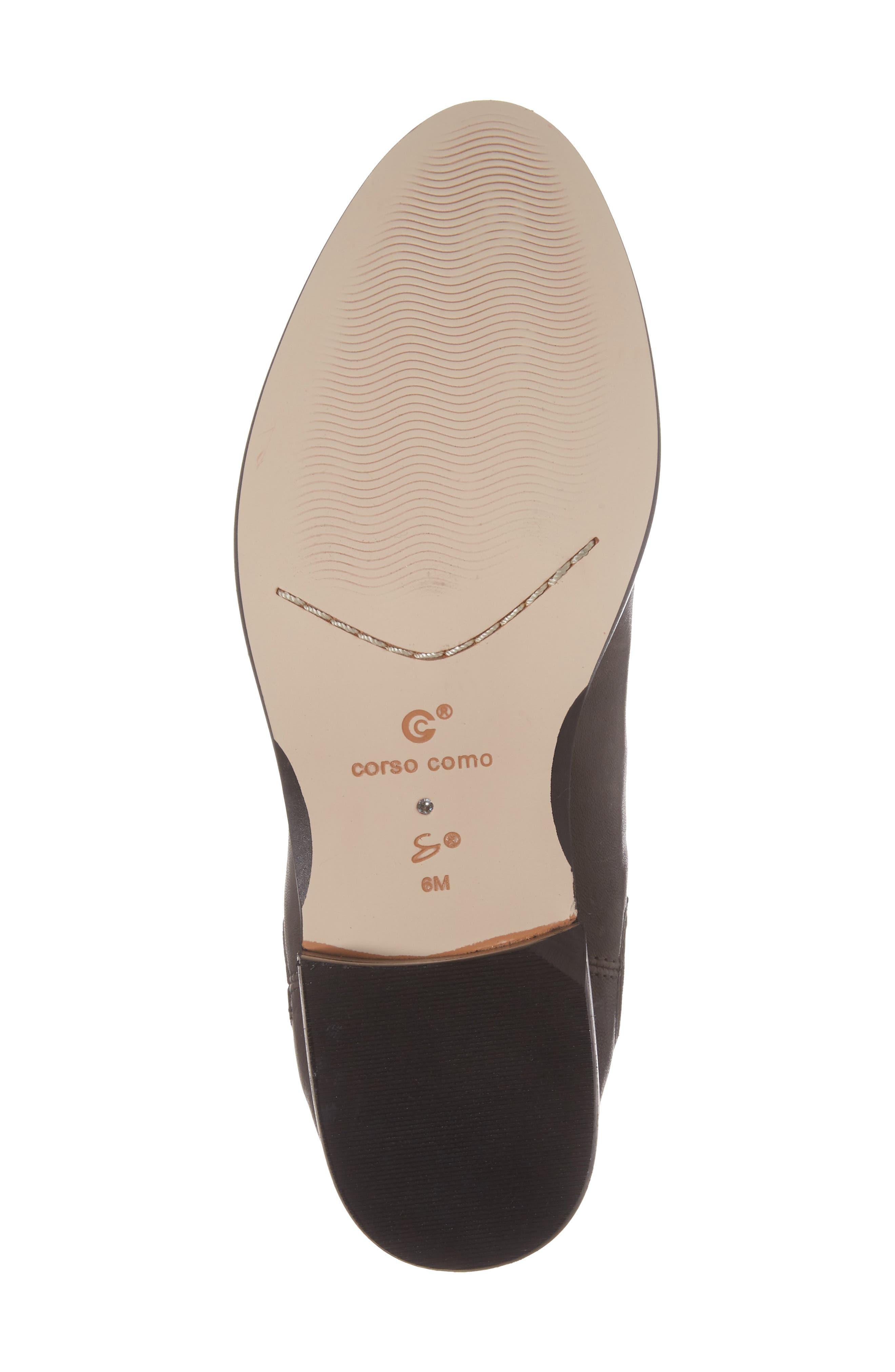CC Corso Como Armando Boot,                             Alternate thumbnail 6, color,                             Dark Grey Leather