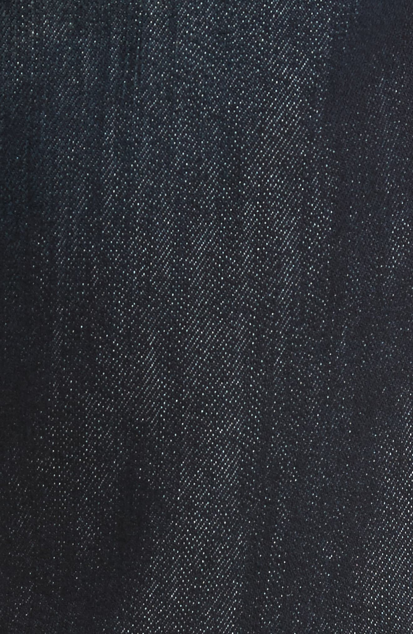 Alternate Image 5  - Mavi Jeans Josh Bootcut Jeans (Deep Stanford)