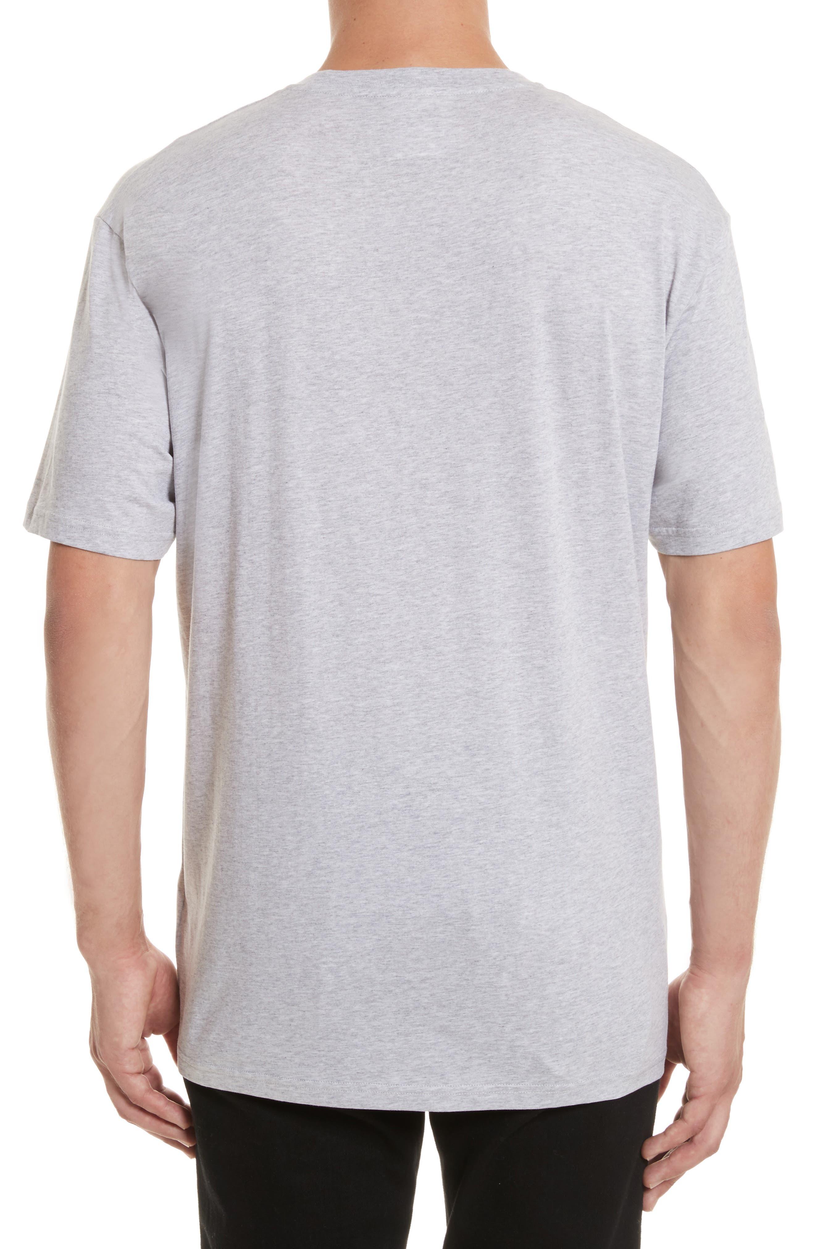Alternate Image 2  - VERSUS by Versace Tape Logo Graphic T-Shirt