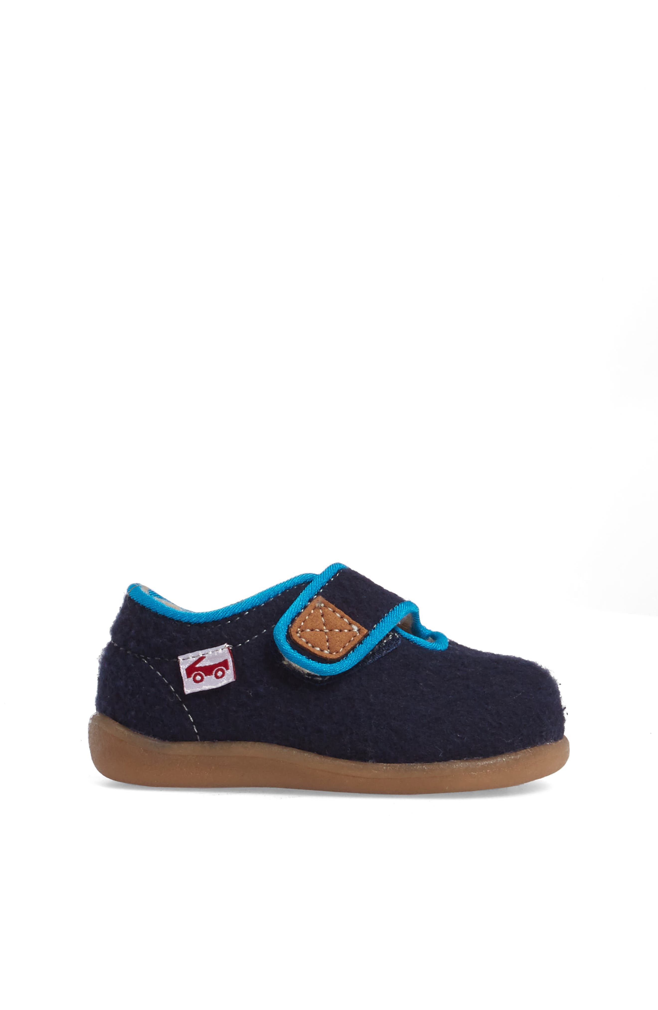 Cruz Slipper,                             Alternate thumbnail 3, color,                             Navy