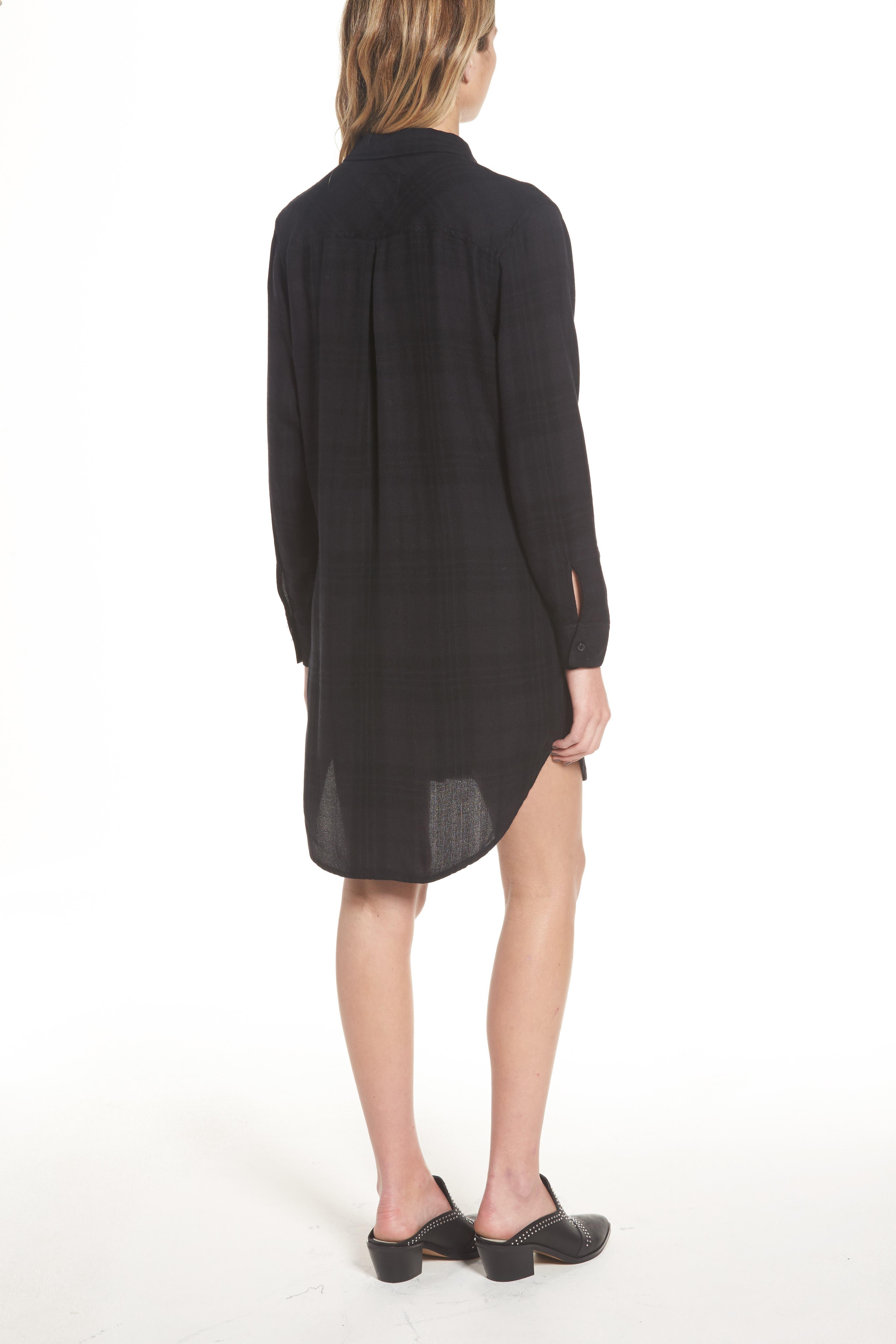 Alternate Image 2  - Rails Bianca Shirtdress