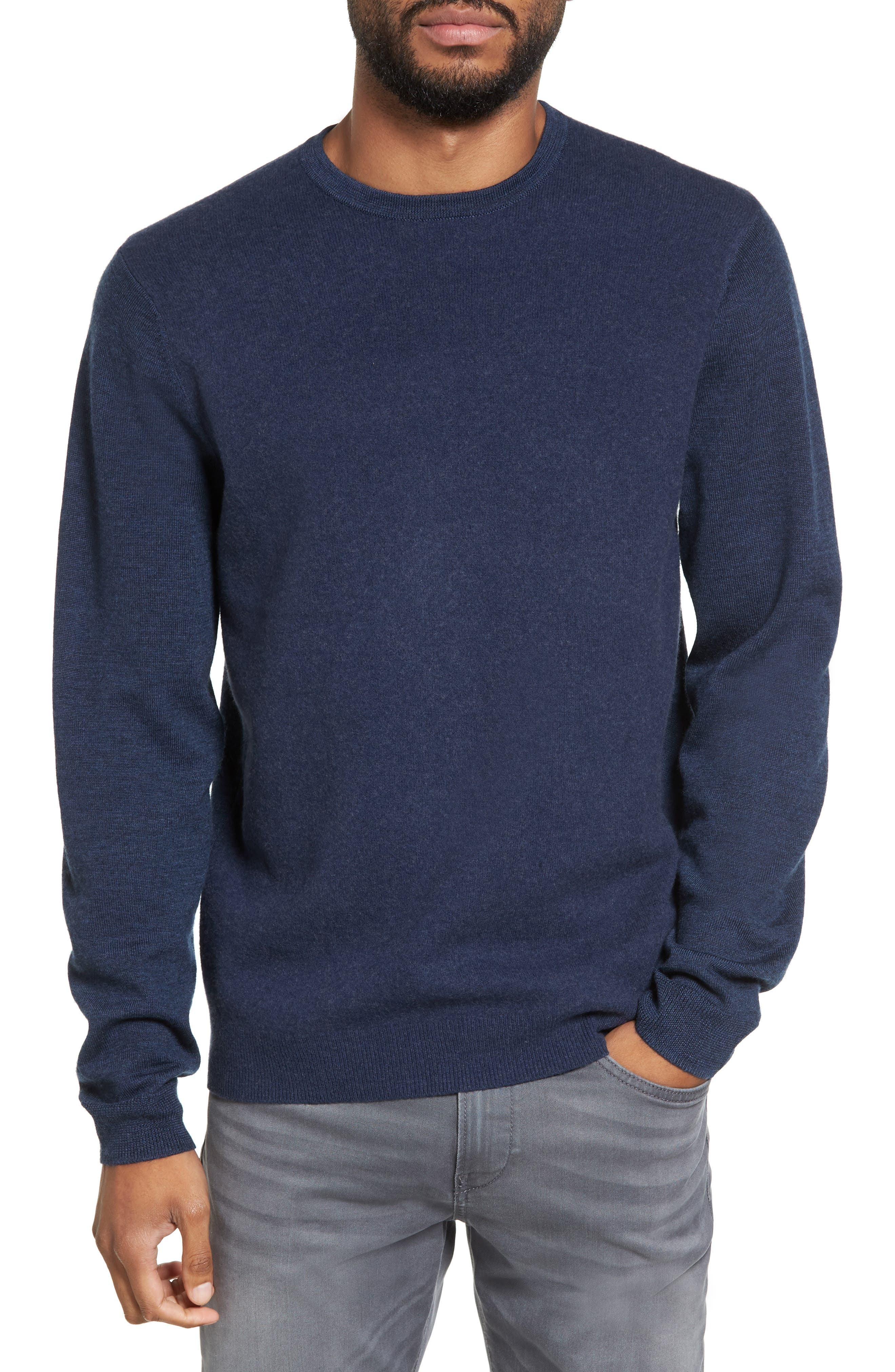 Calibrate Merino Wool Blend Sweater