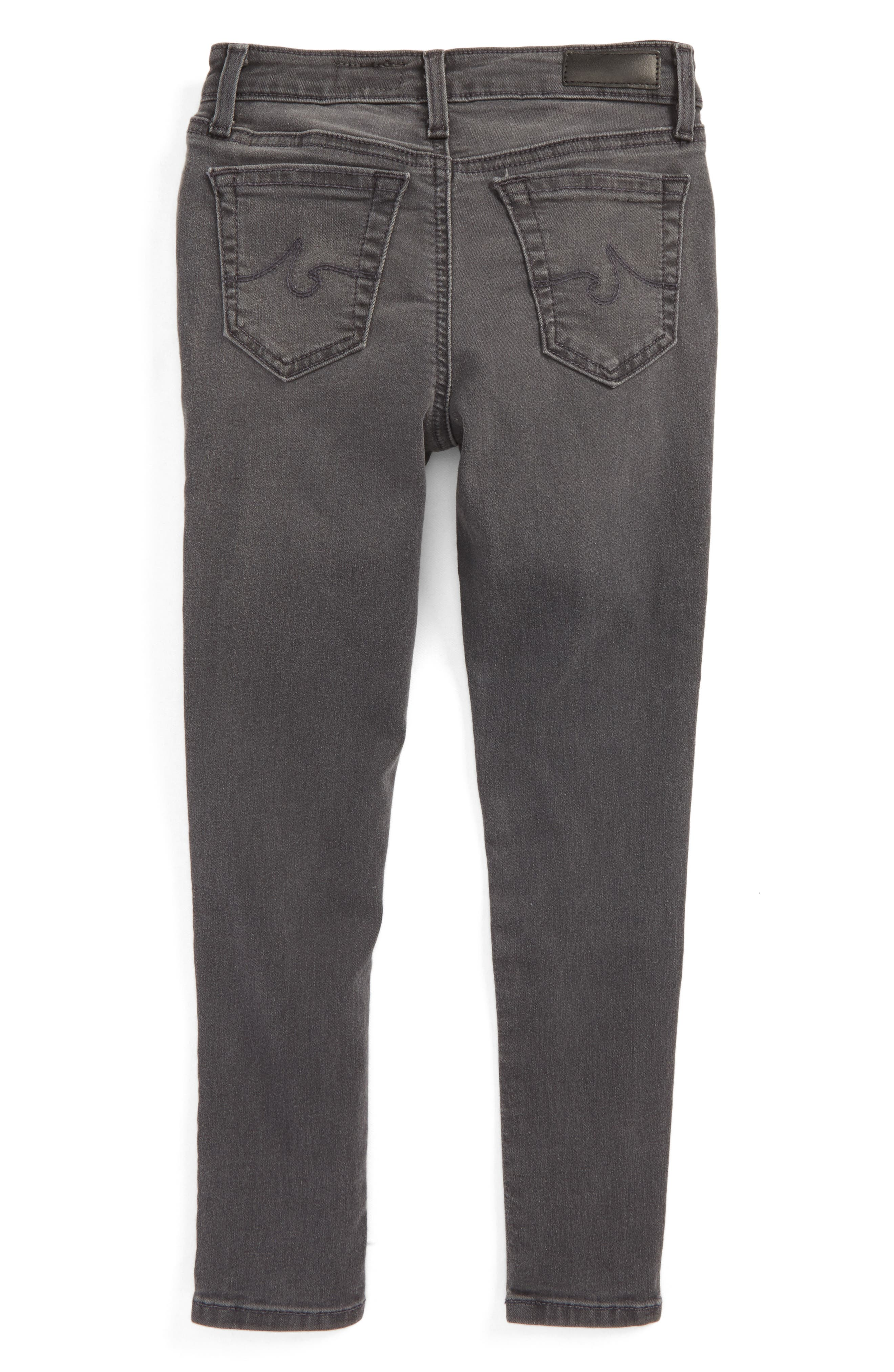 Twiggy Skinny Ankle Jeans,                             Alternate thumbnail 2, color,                             Fulton Wash