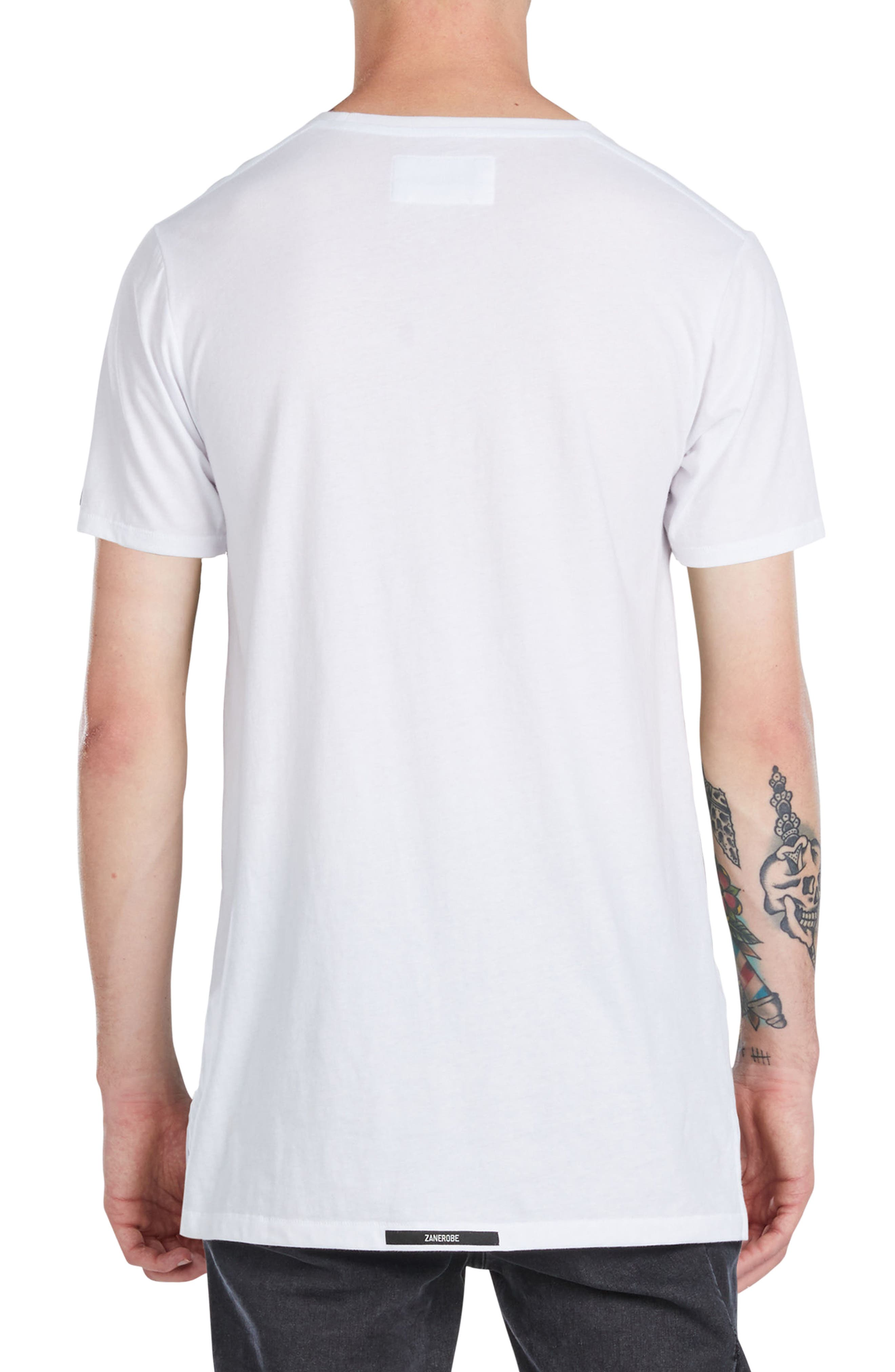 Transit Flintlock T-Shirt,                             Alternate thumbnail 2, color,                             White