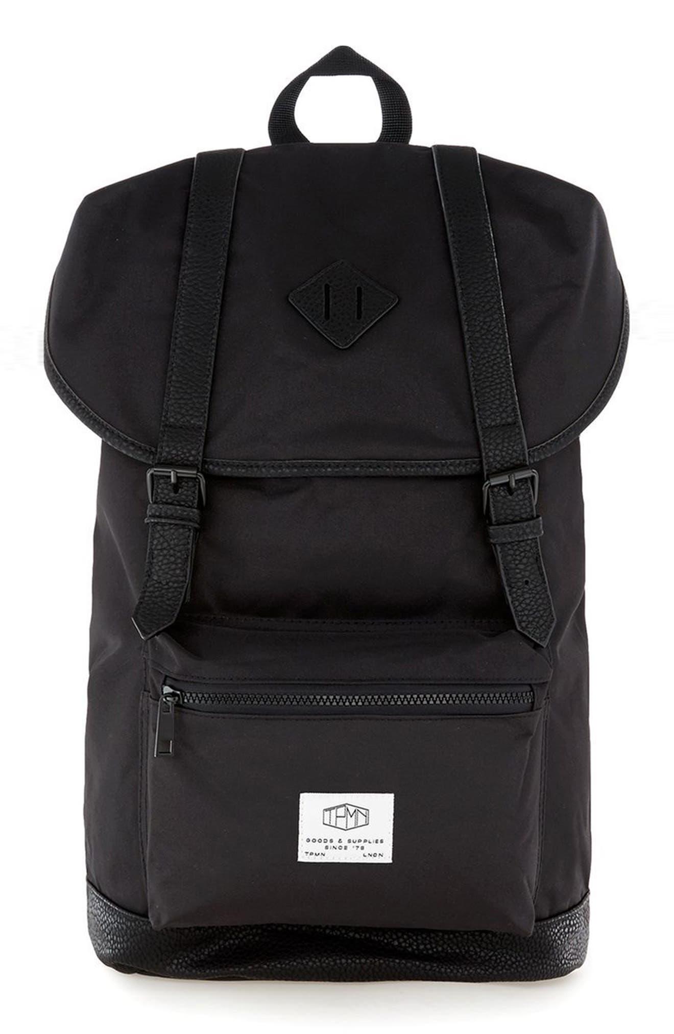 Explorer Backpack,                         Main,                         color, Black