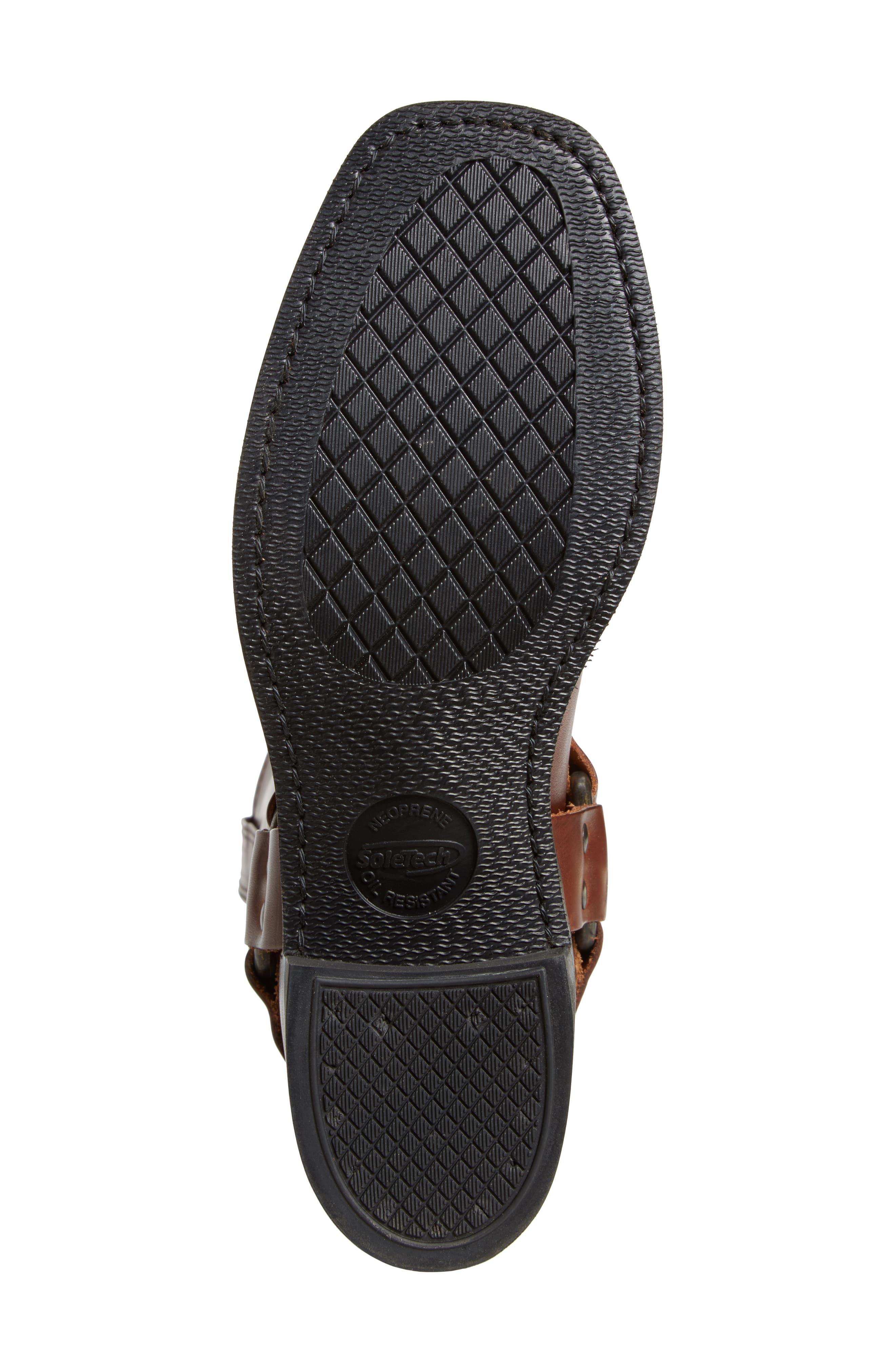 12R Harness Boot,                             Alternate thumbnail 6, color,                             Walnut