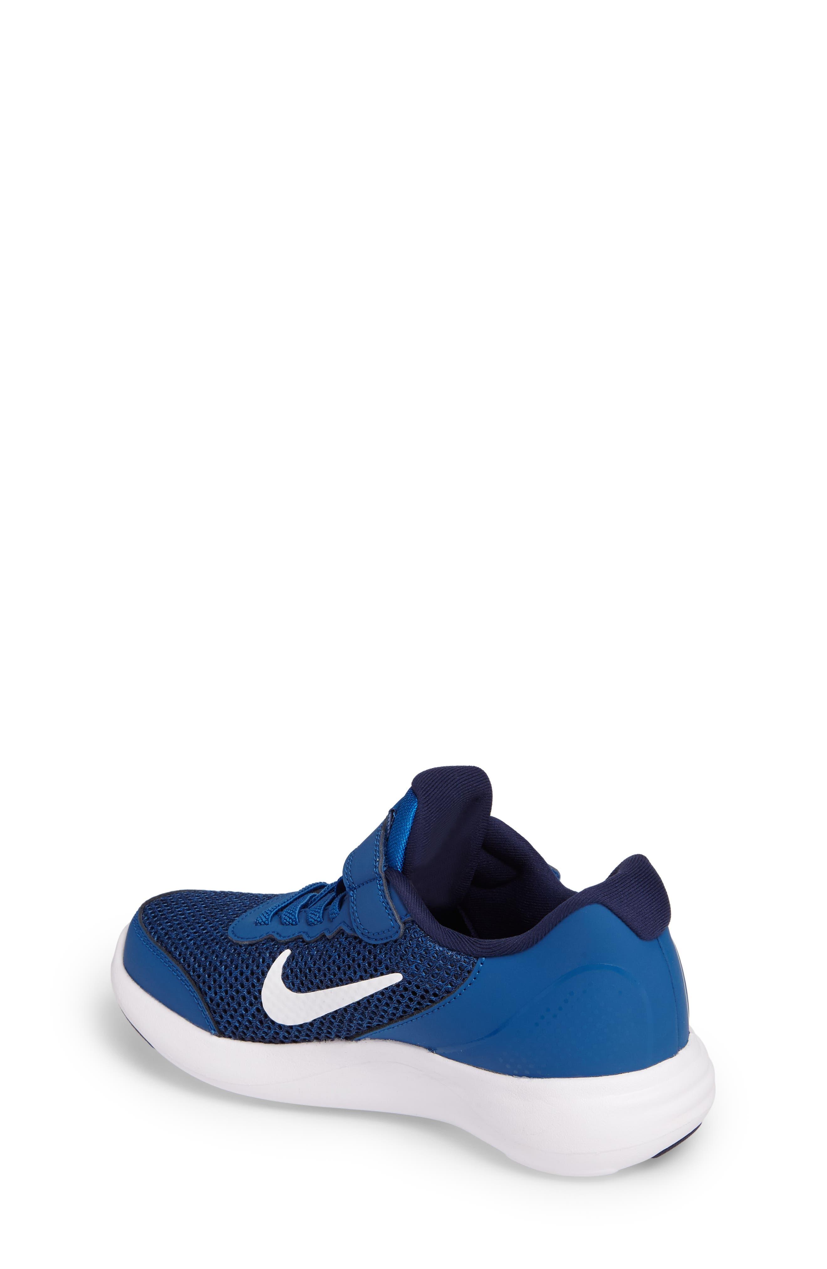 Lunar Apparent Sneaker,                             Alternate thumbnail 2, color,                             Blue Jay/ White/ Binary Blue