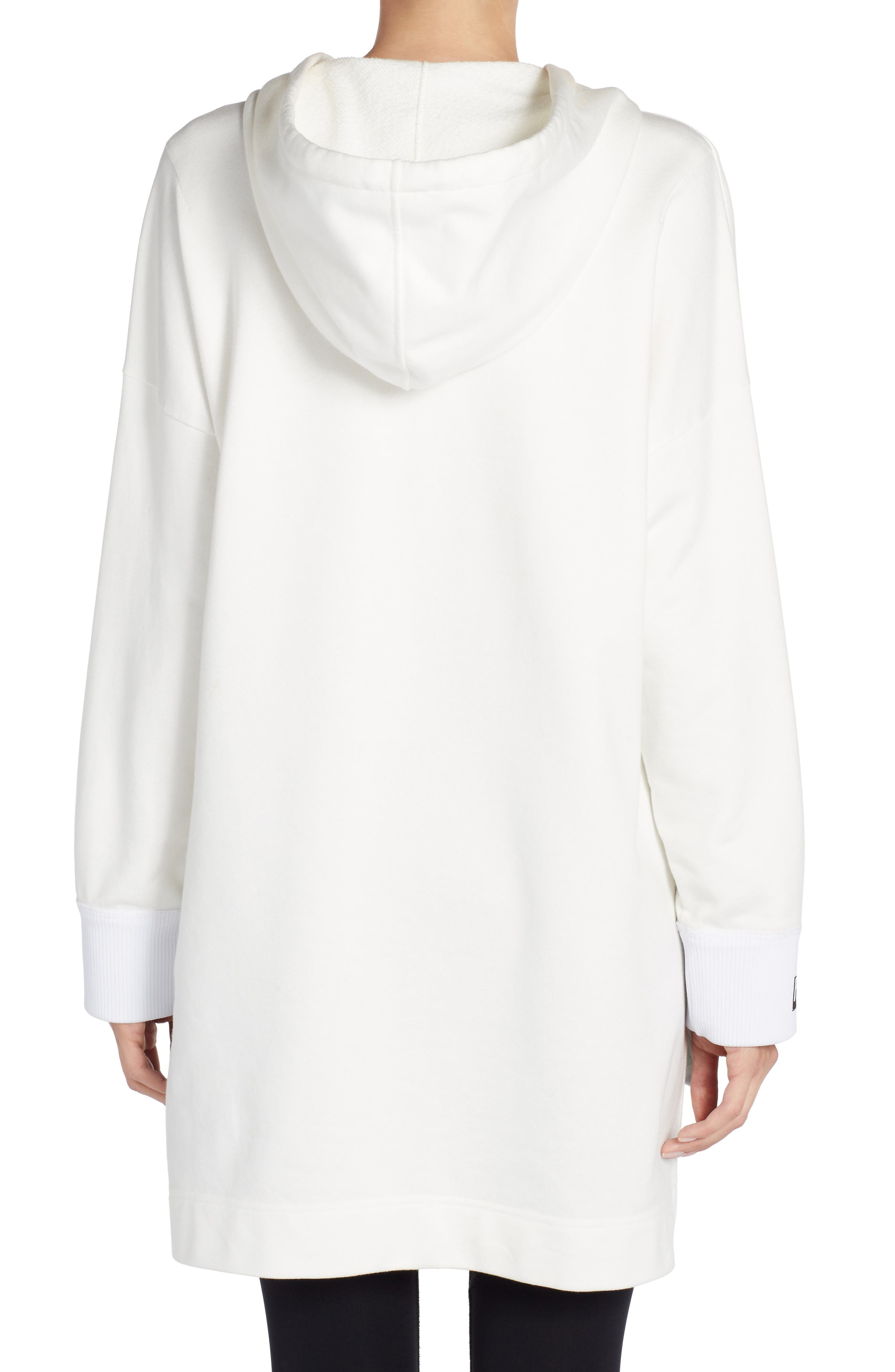 Alternate Image 2  - Fendi Studded Logo Sweatshirt