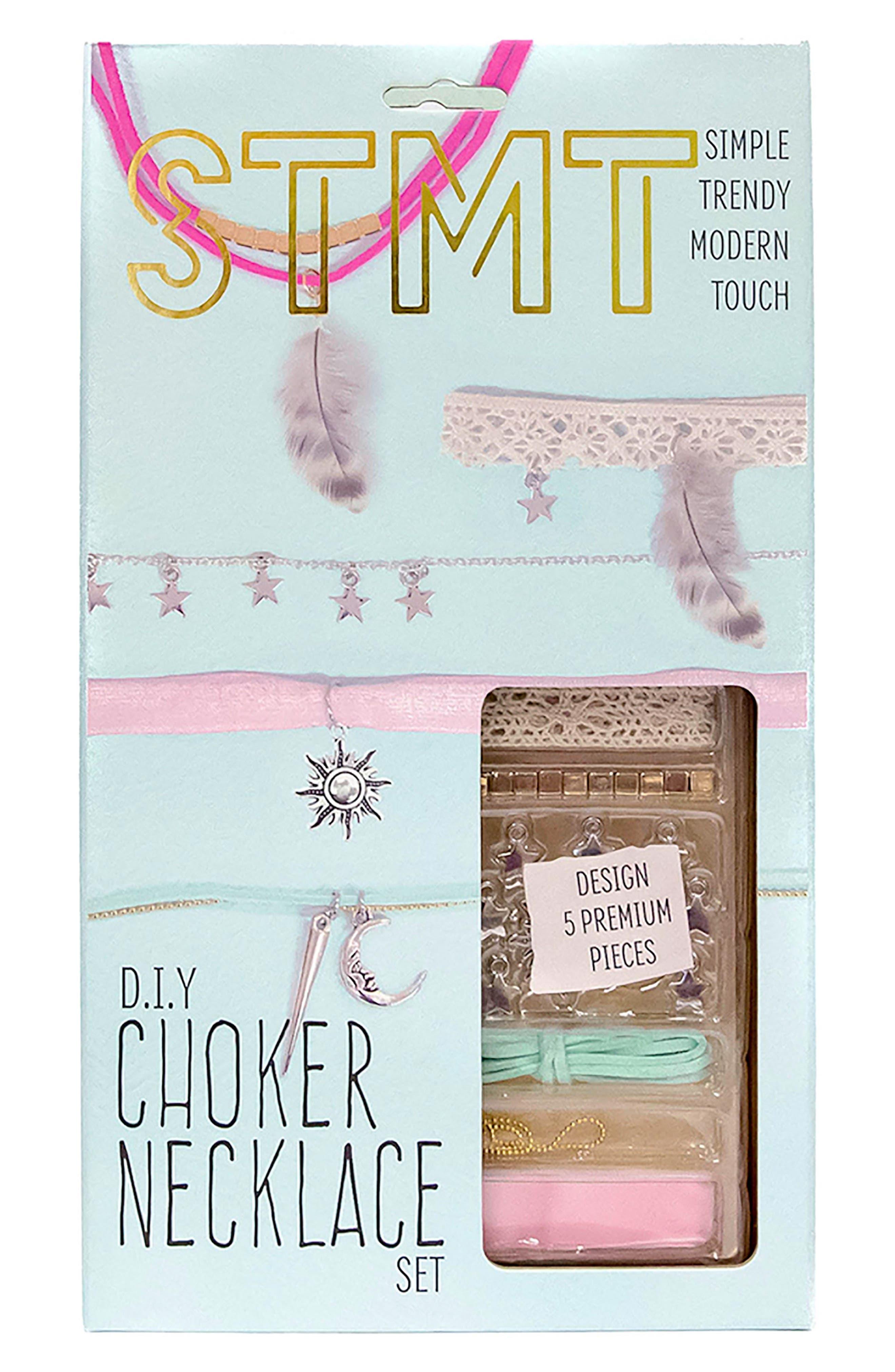 Main Image - STMT D.I.Y. Choker Necklace Set
