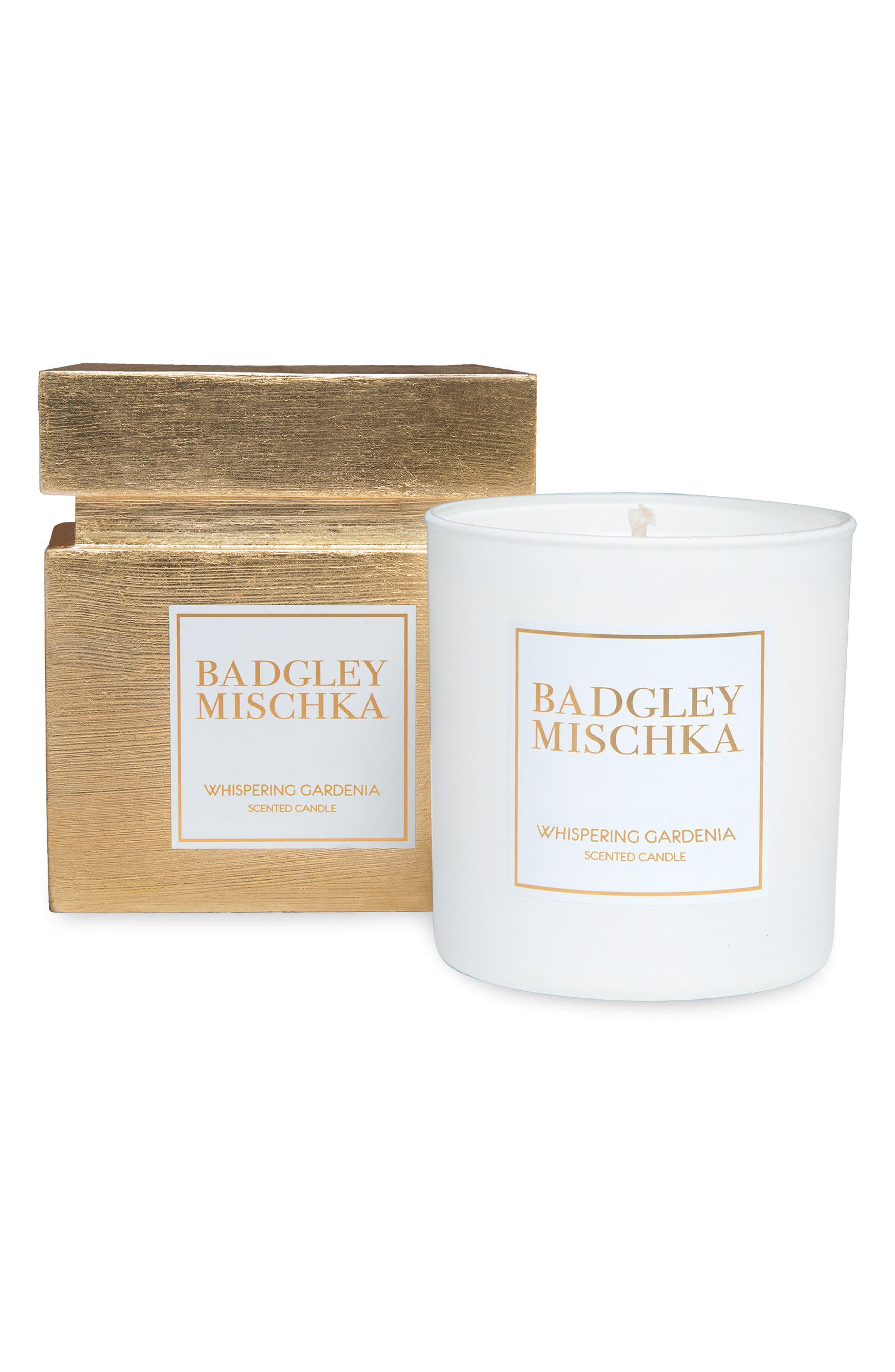 Candle,                         Main,                         color, Gardenia/ Vanilla