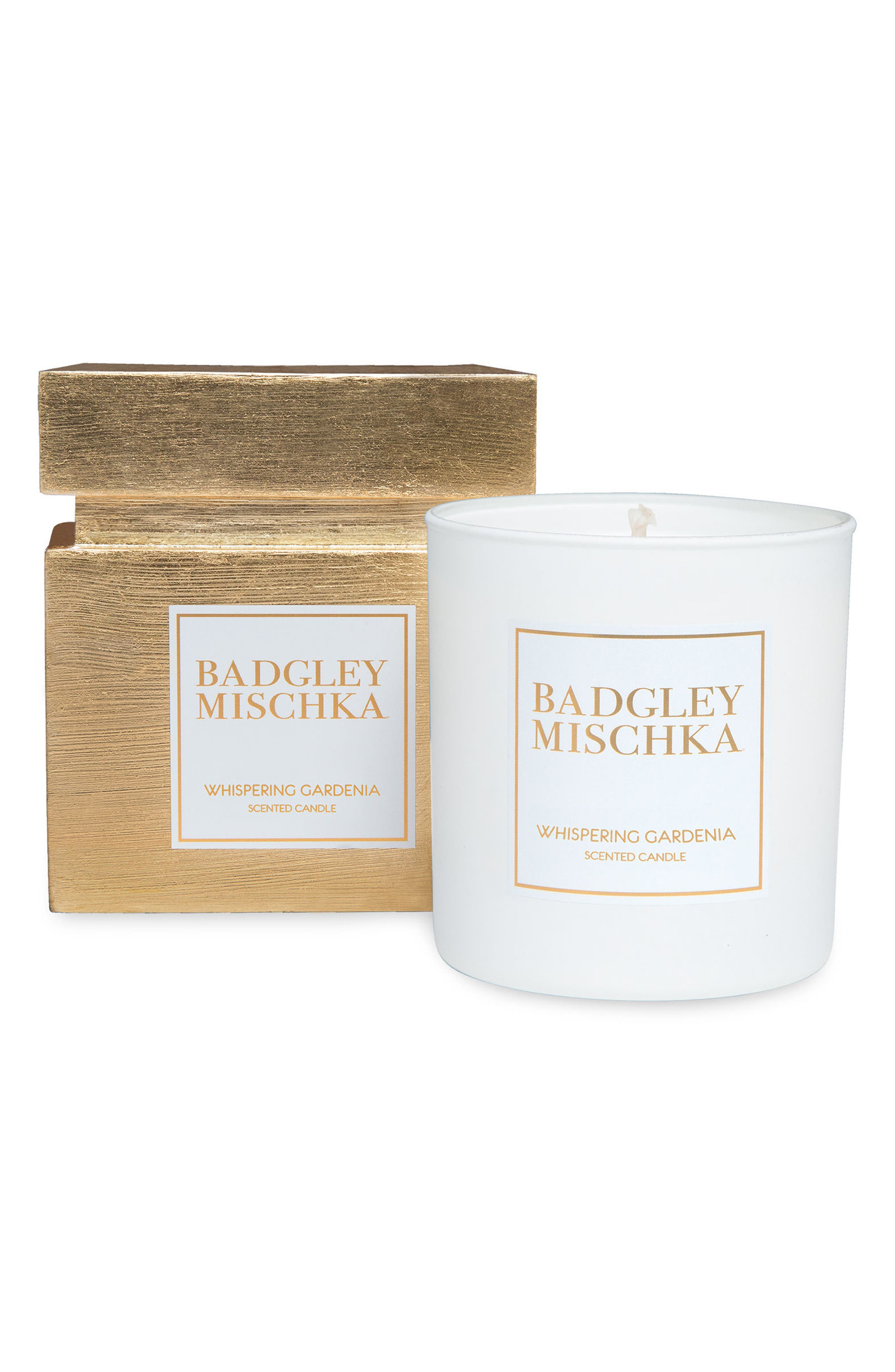 Badgley Mischka Home Candle