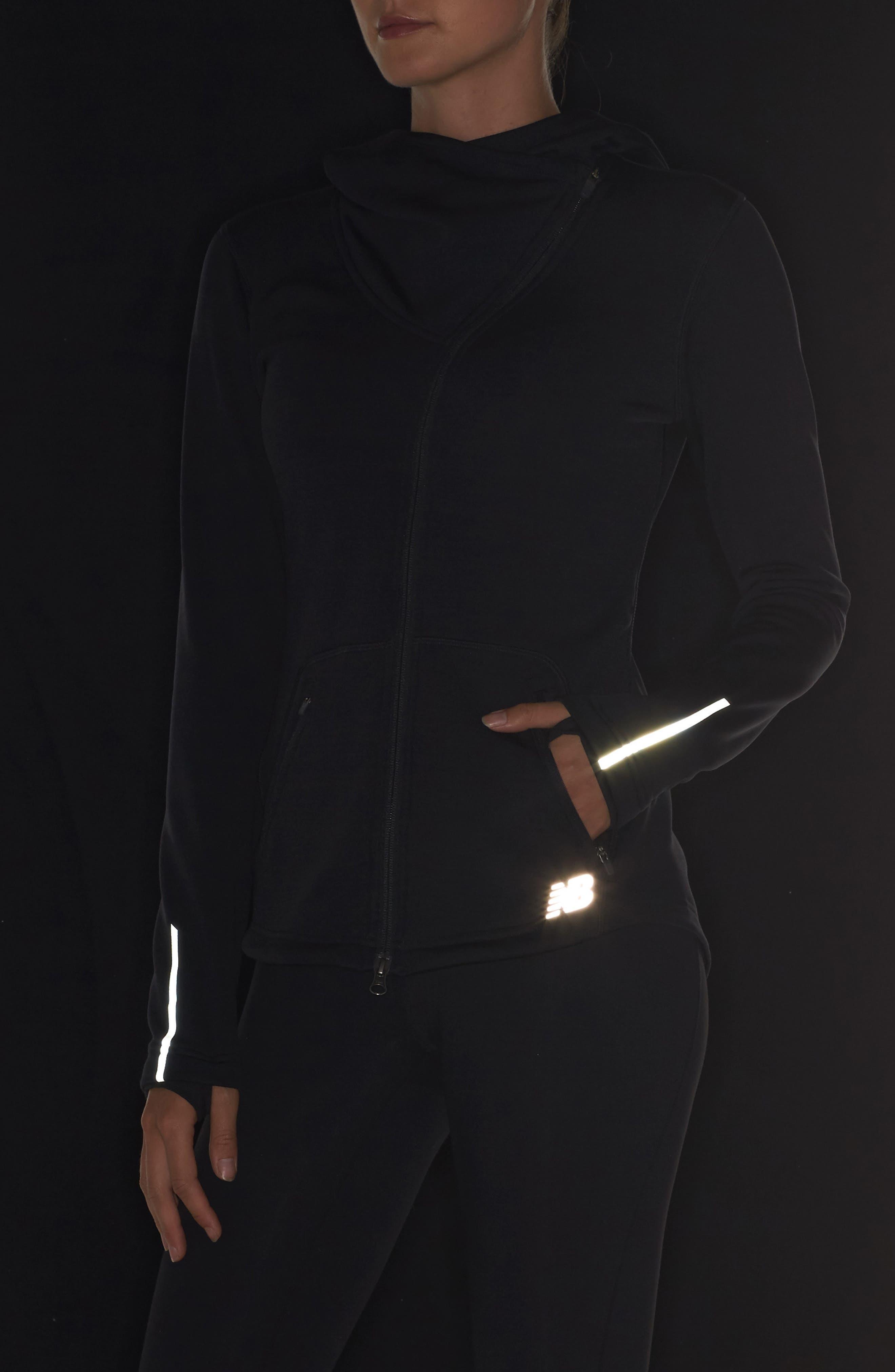 Alternate Image 4  - New Balance Heat en Route Jacket