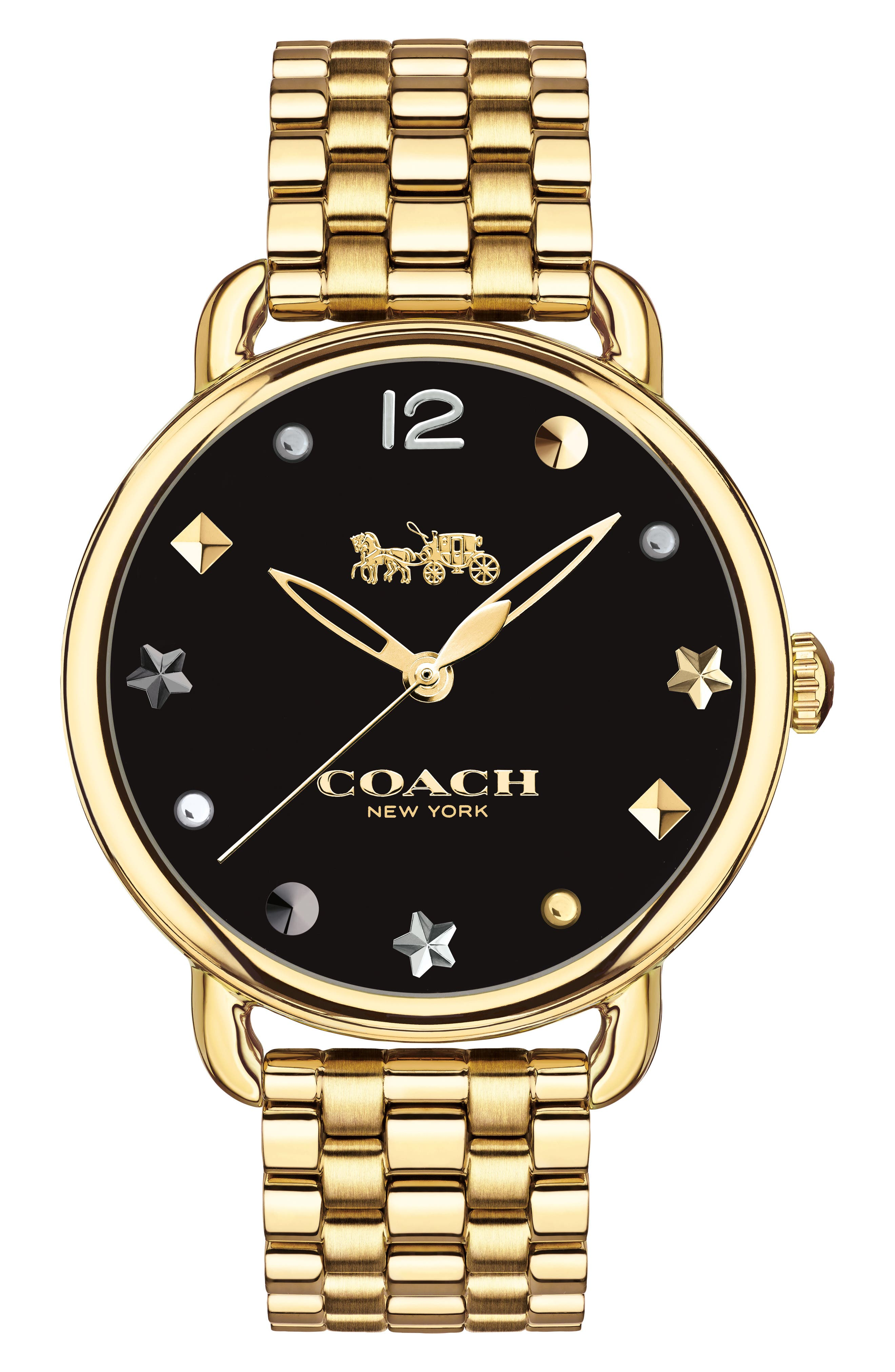 COACH Delancey Bracelet Watch, 36mm