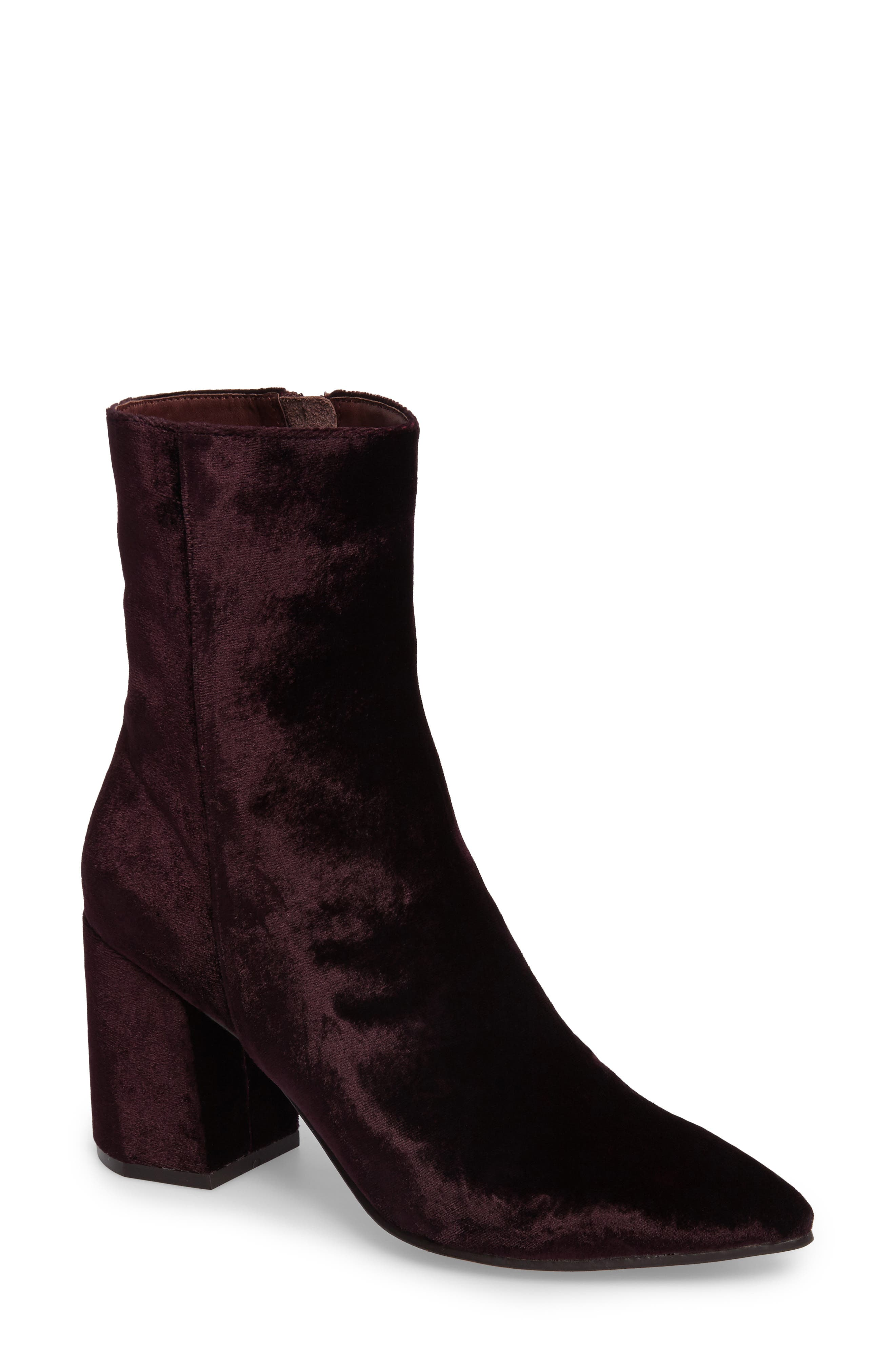 Linea Paolo Bobby Pointy Toe Boot (Women)