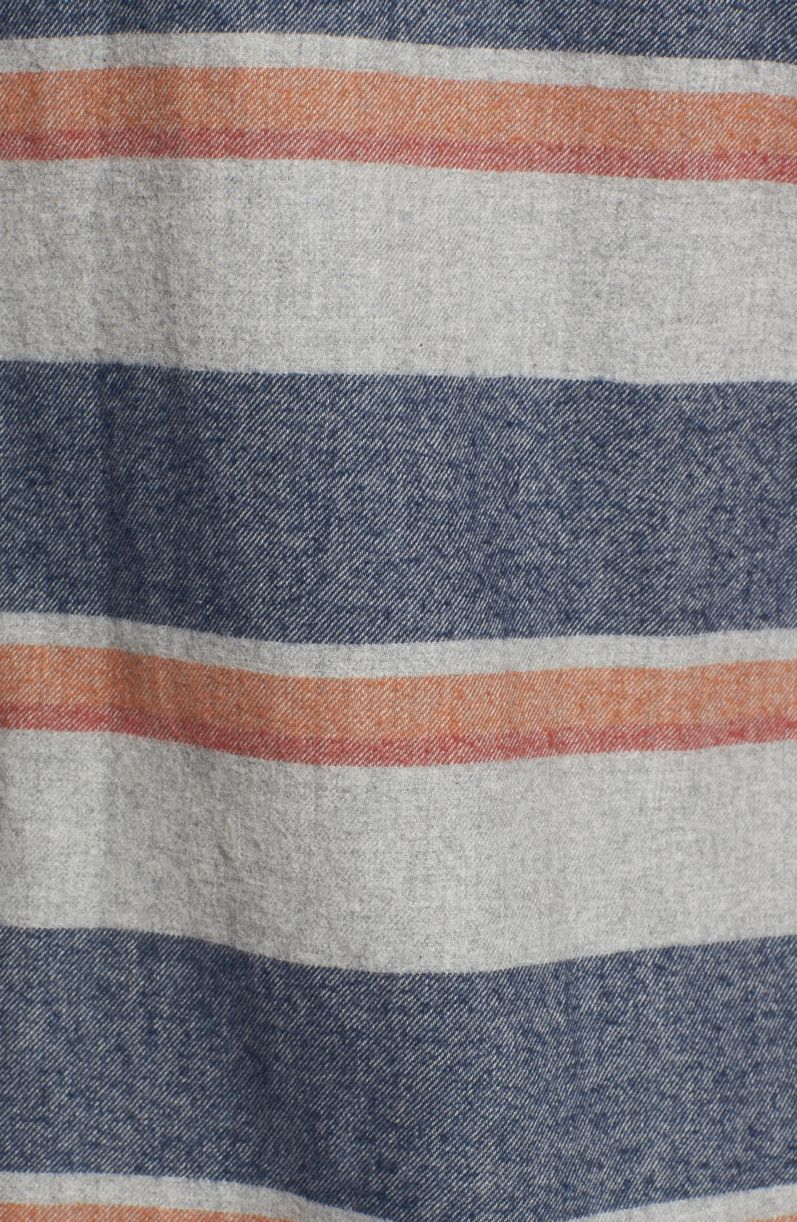 Alternate Image 5  - Rip Curl Seager Flannel Shirt