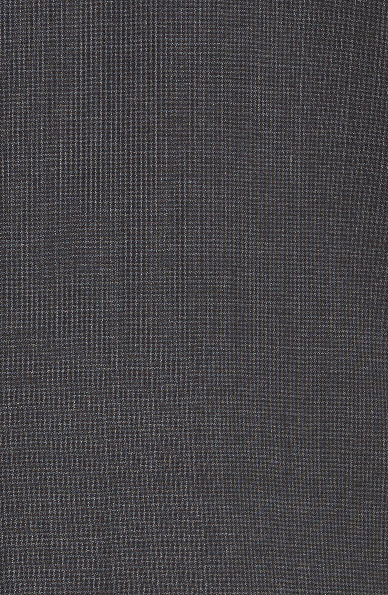 Alternate Image 6  - Z Zegna Classic Fit Solid Wool Suit