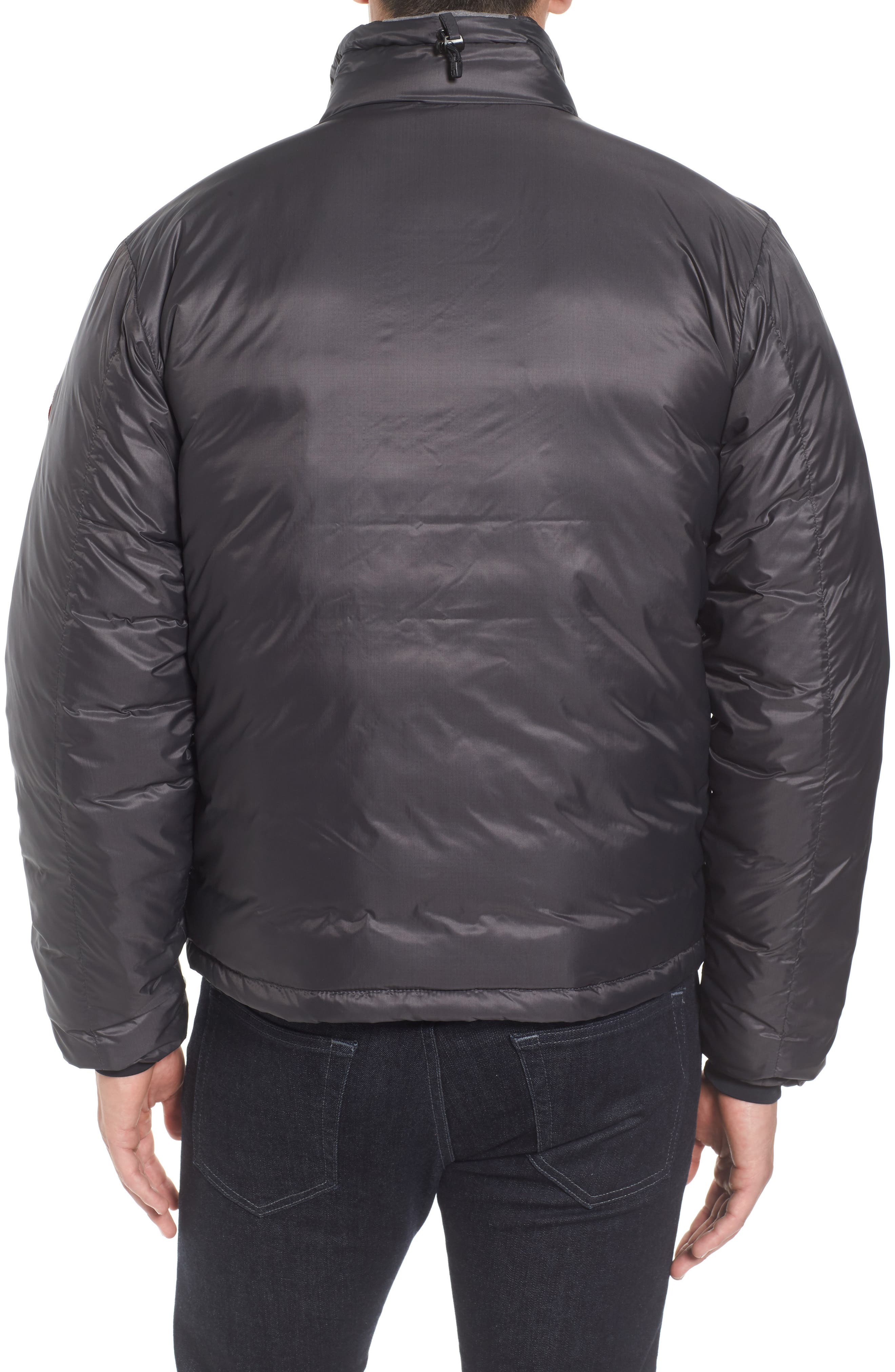 Alternate Image 2  - Canada Goose 'Lodge' Slim Fit Packable Windproof 750 Down Fill Jacket