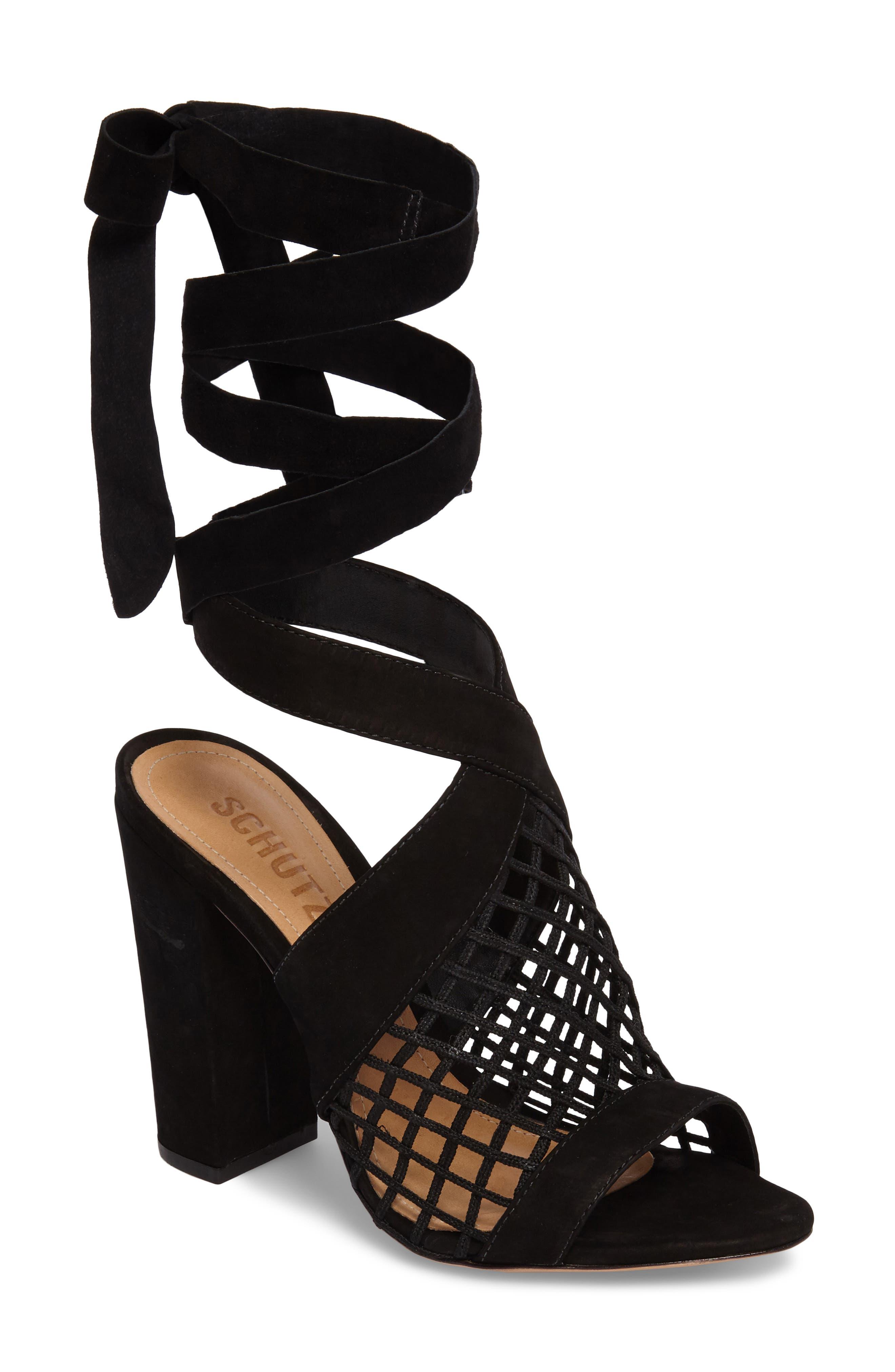 Schutz Bampy Lace-Up Sandal (Women)