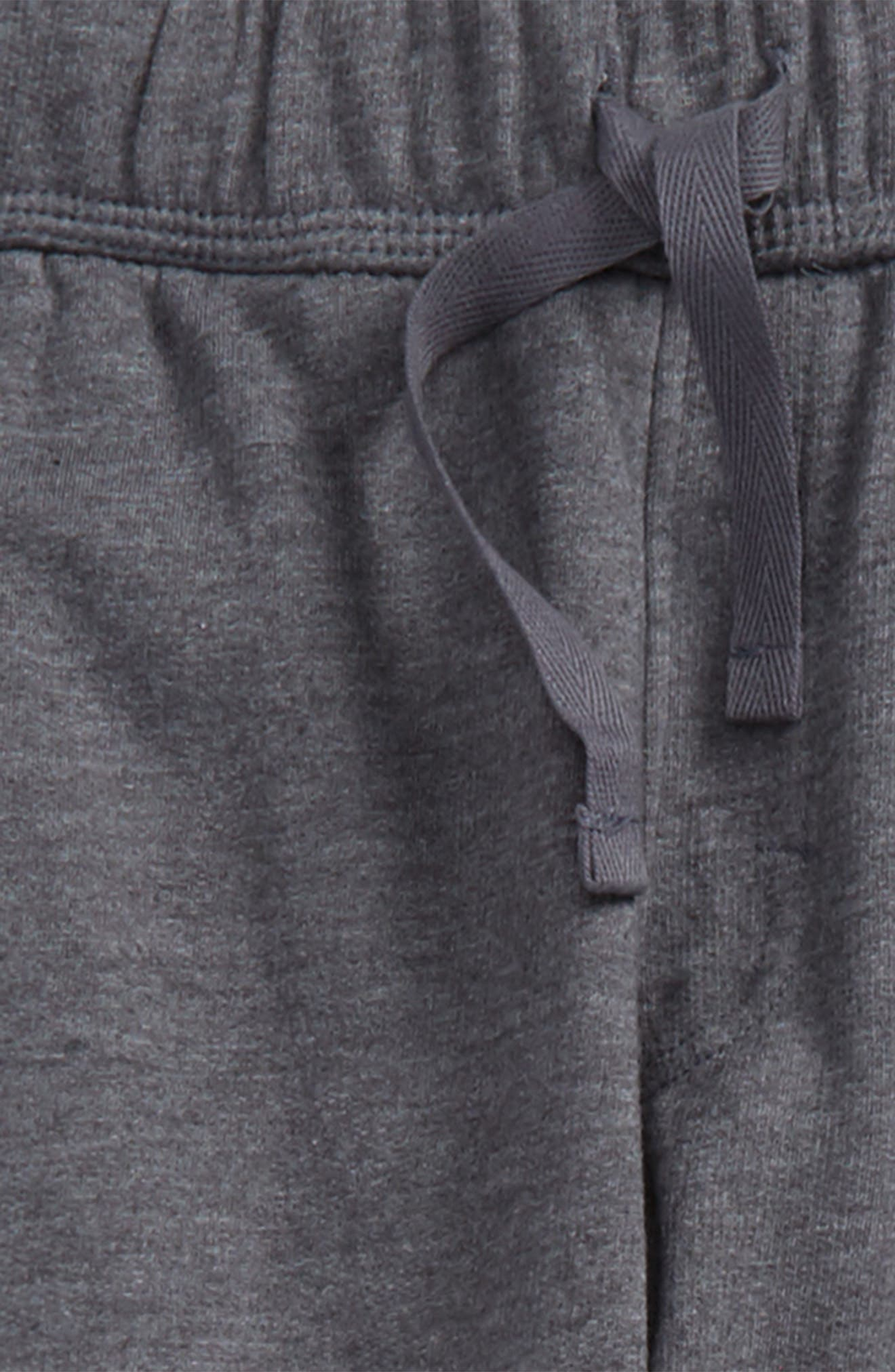 Knit Jogger Pants,                             Alternate thumbnail 2, color,                             Grey Charcoal Heather