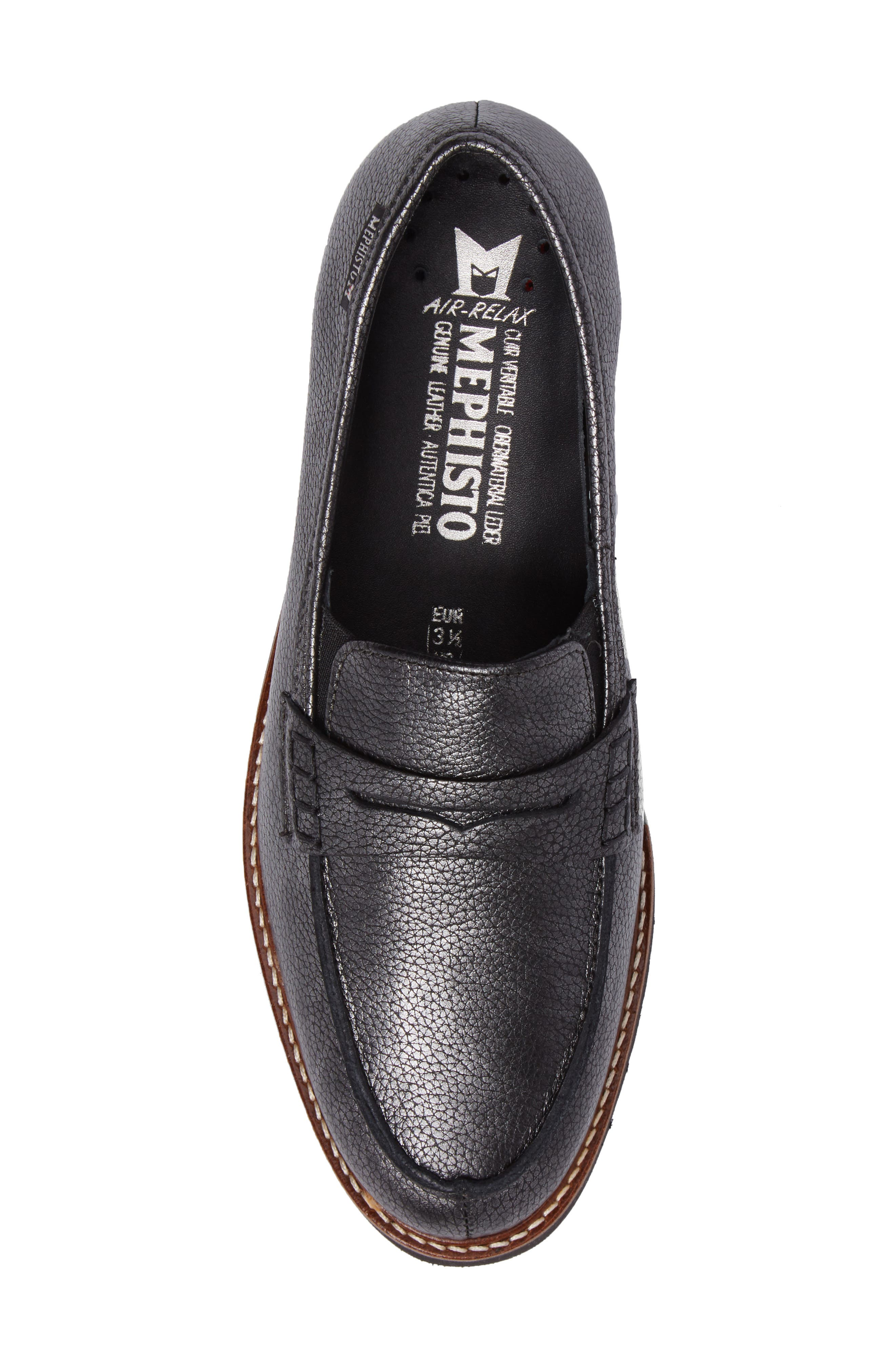 Alternate Image 4  - Mephisto Sidney Penny Loafer (Women)