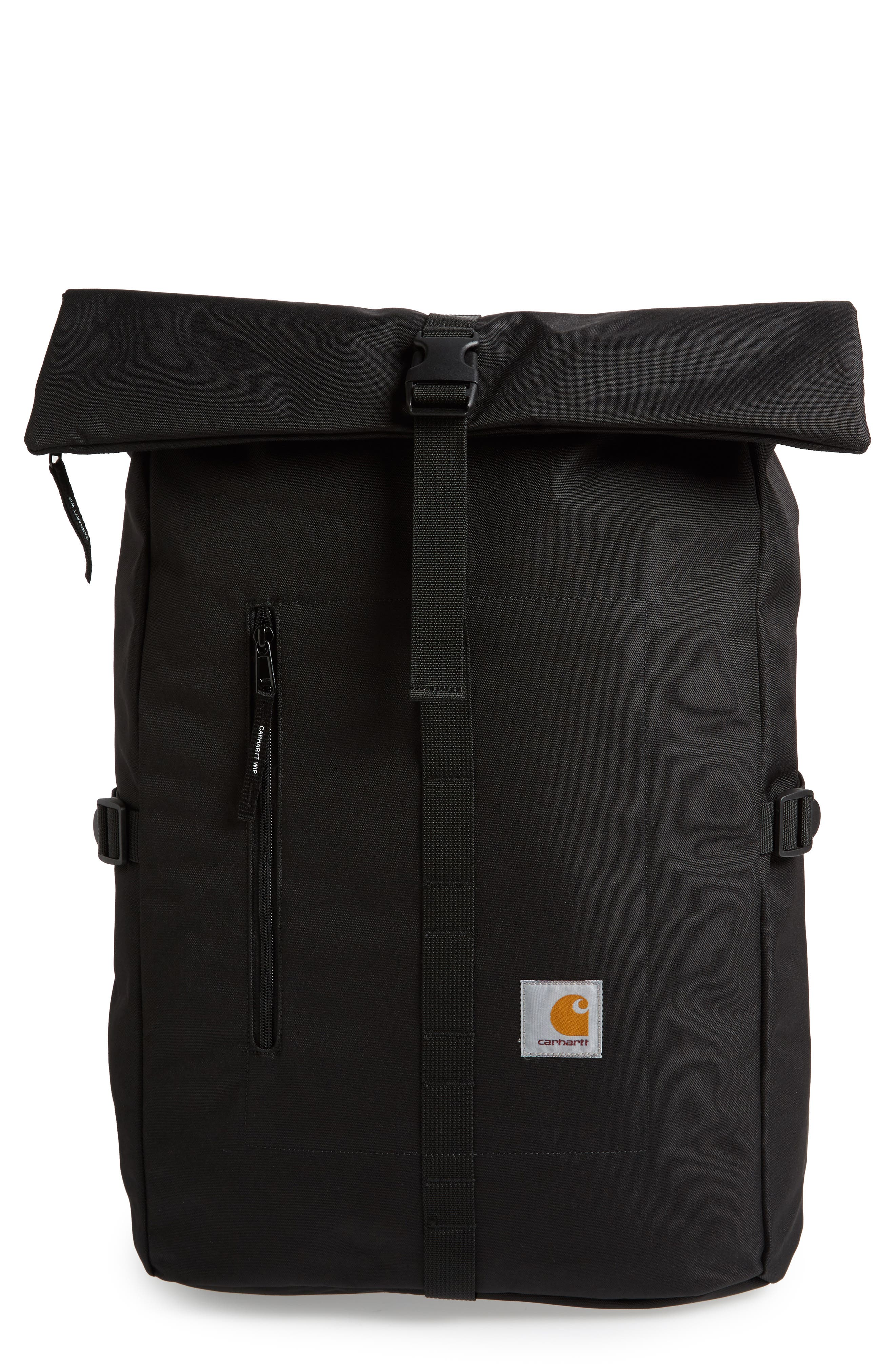 Phil Backpack,                         Main,                         color, Black