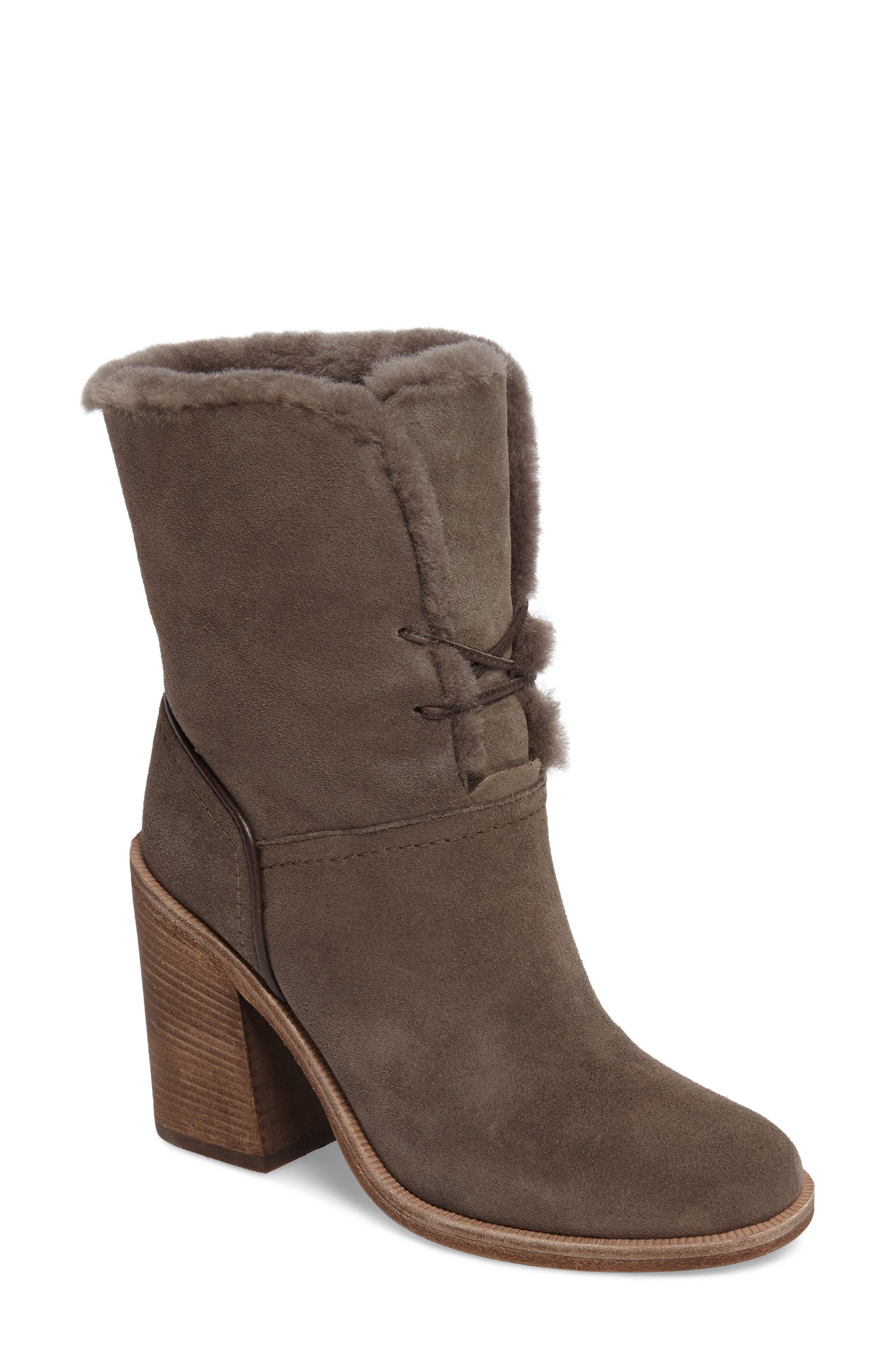 UGG® Jerene Genuine Shearling Lined Boot (Women)