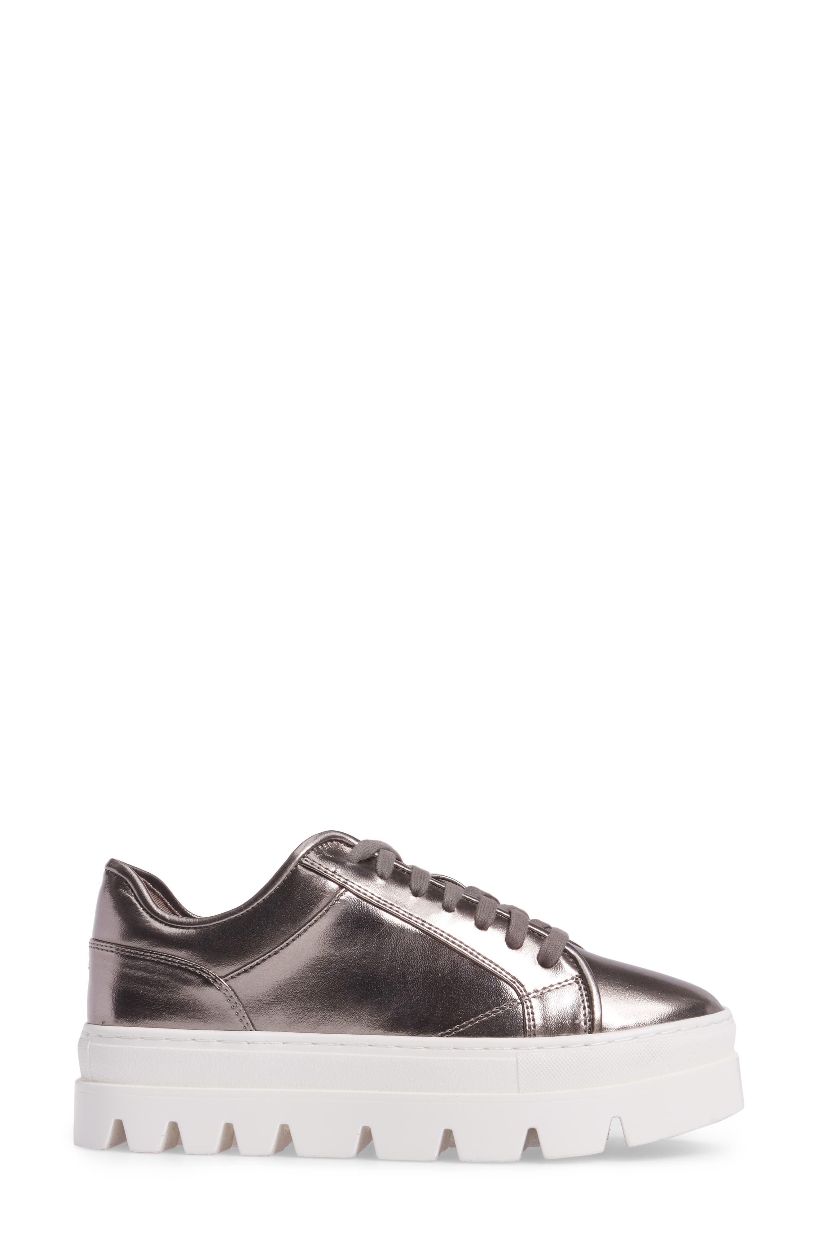 Alternate Image 3  - Steve Madden Kickstart Platform Sneaker (Women)