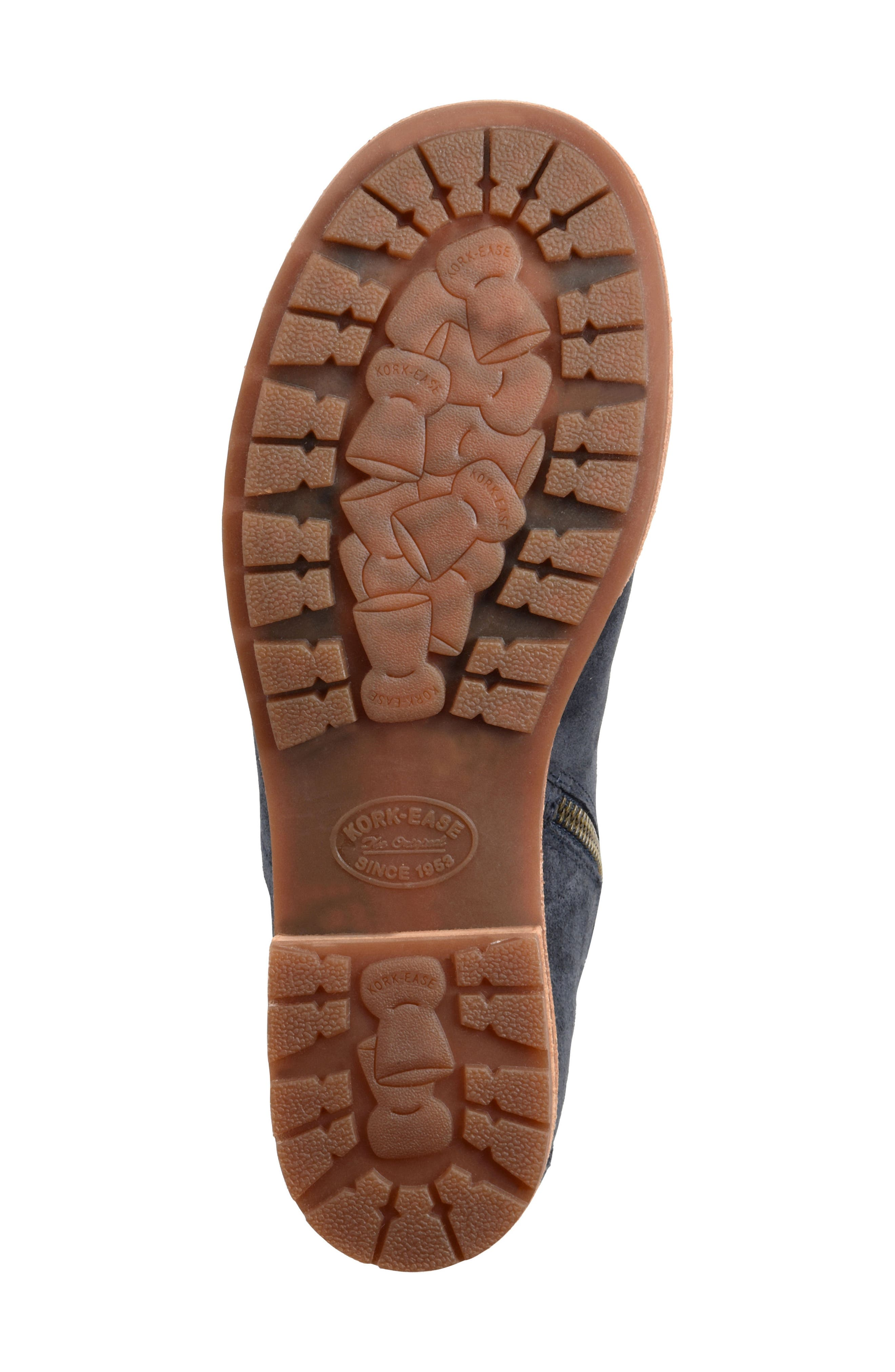 Balsa Boot,                             Alternate thumbnail 6, color,                             Navy Suede