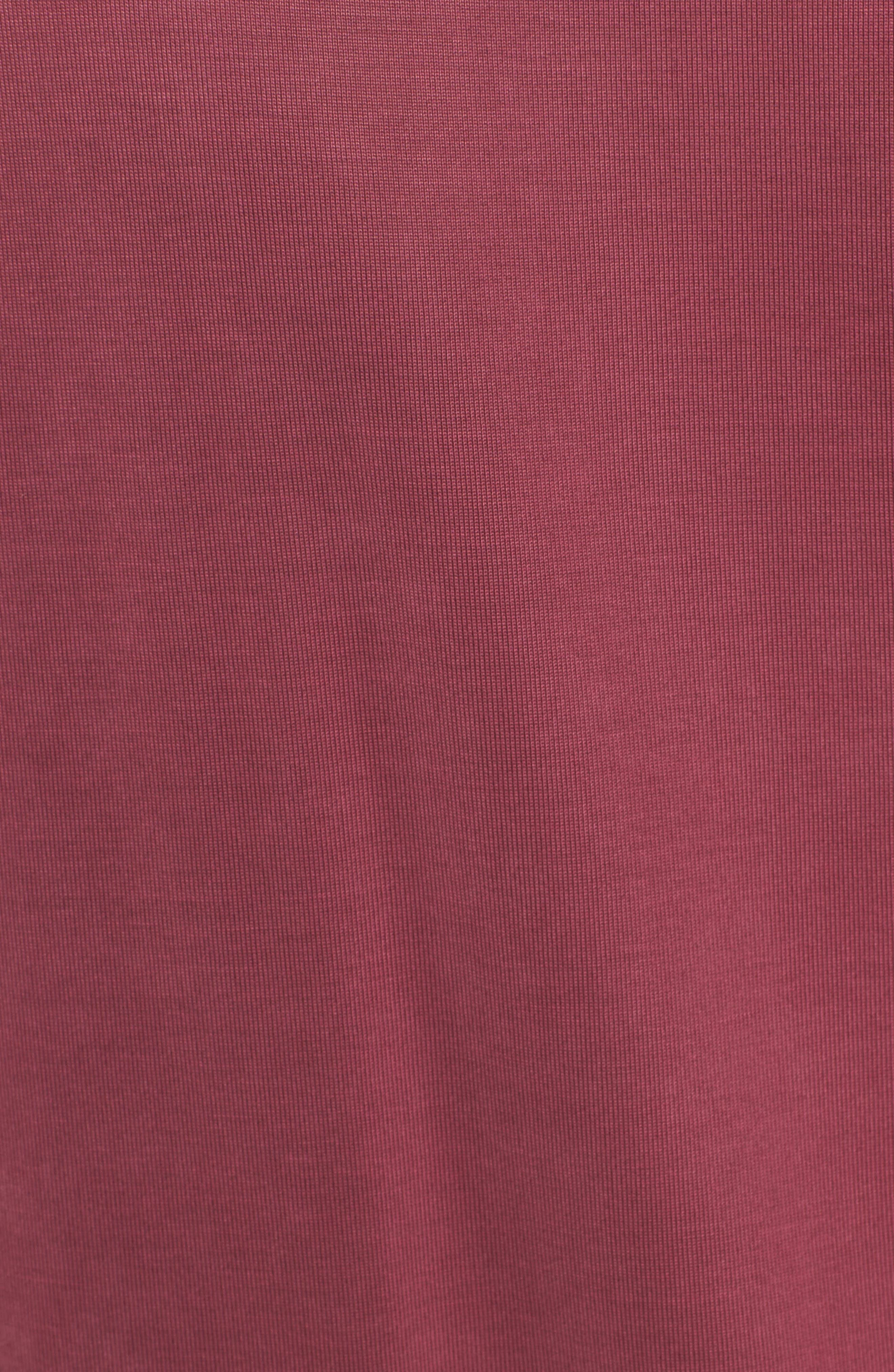 Alternate Image 5  - Lira Clothing Eden Midi T-Shirt Dress