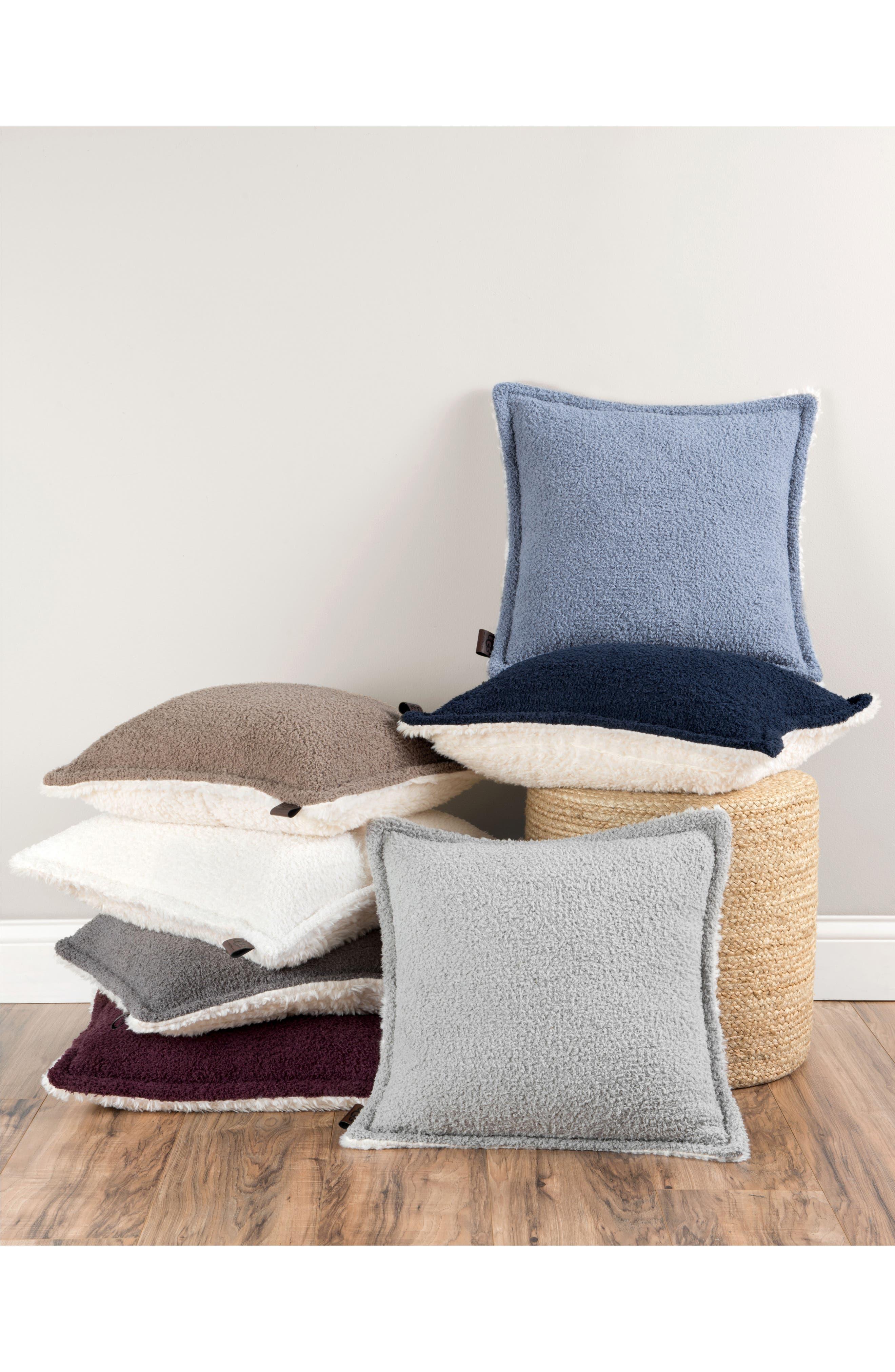 Alternate Image 3  - UGG® Ana Faux Shearling Pillow