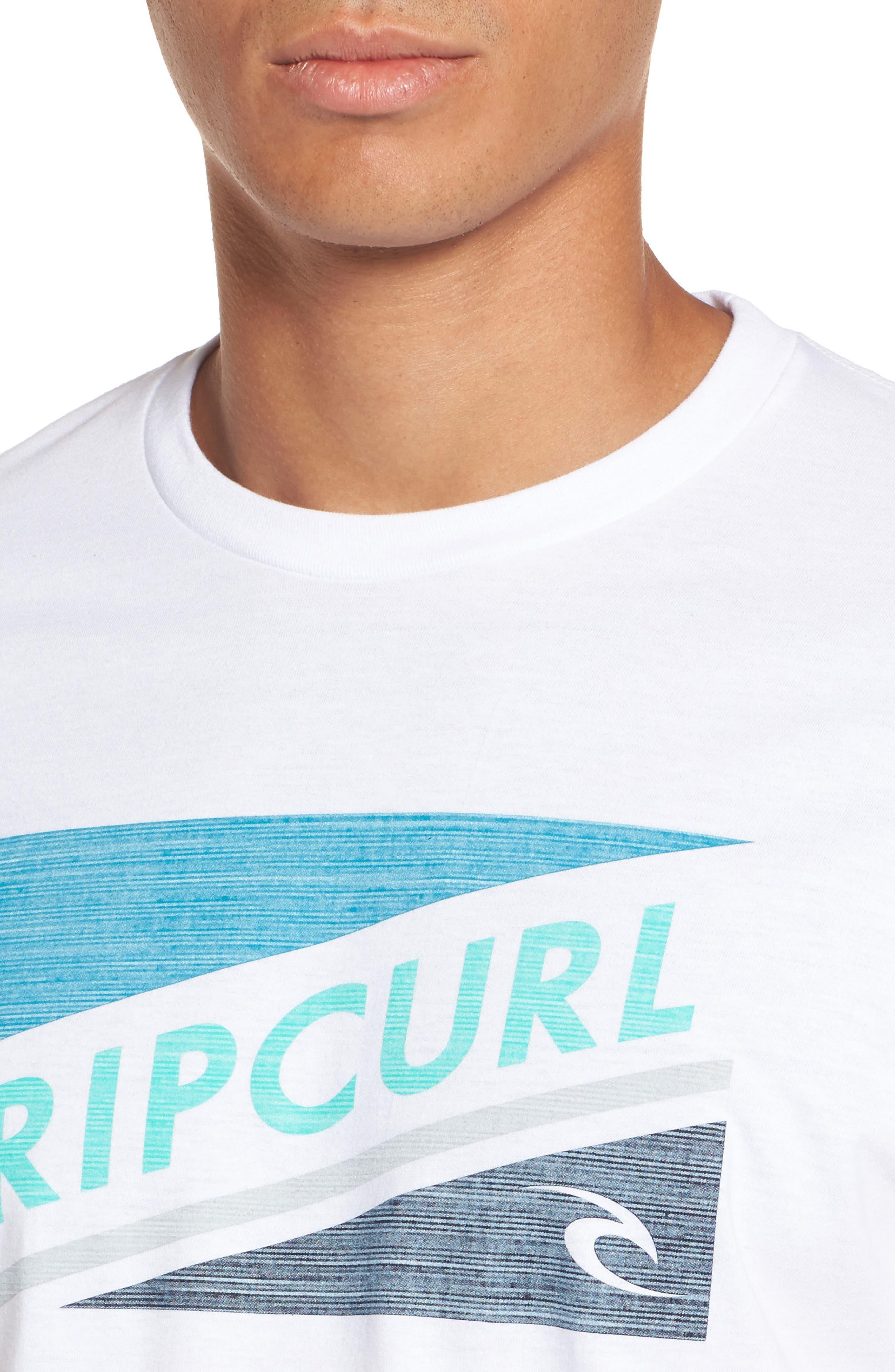 Racks Premium Graphic T-Shirt,                             Alternate thumbnail 4, color,                             White