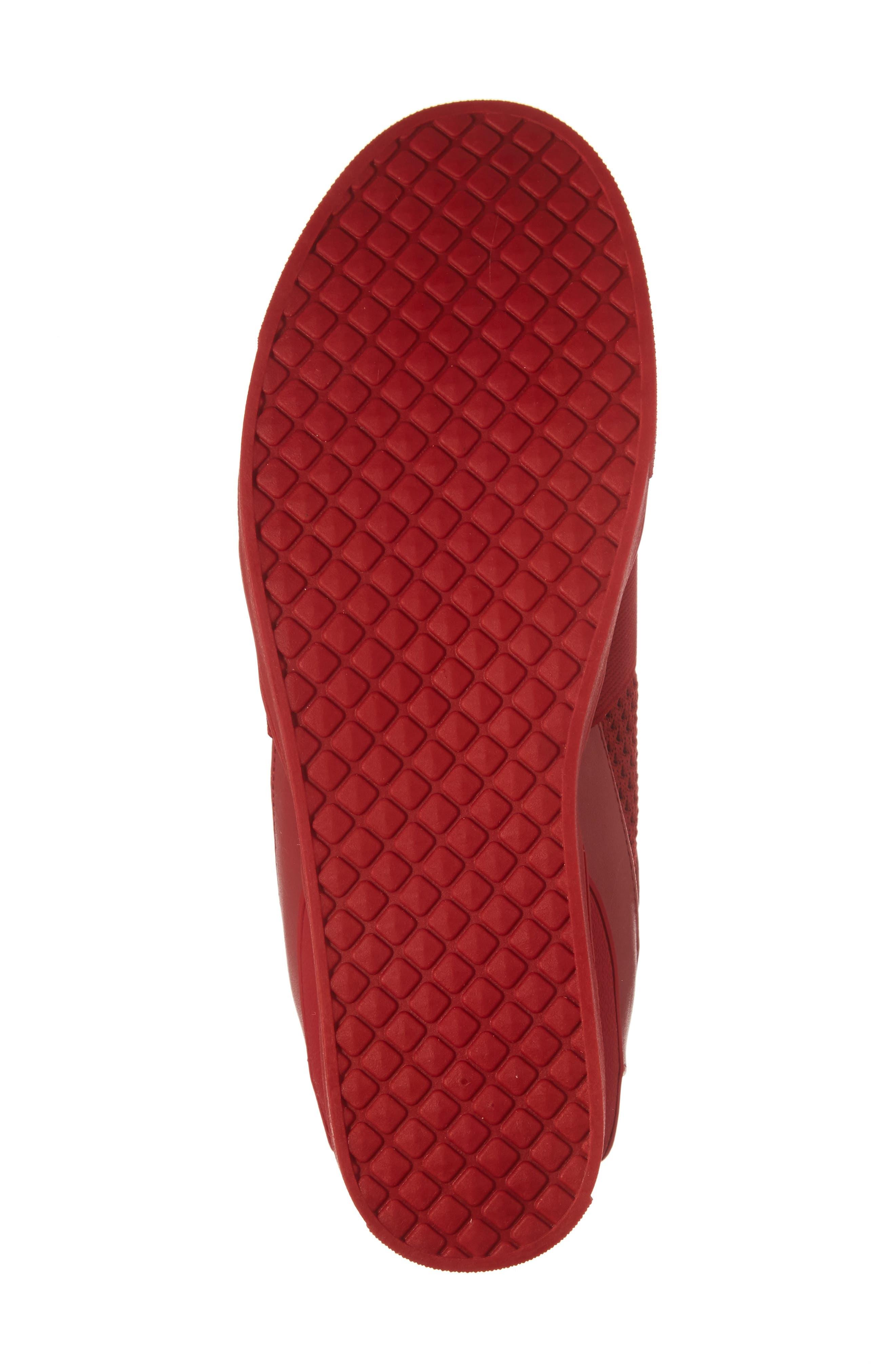 Alternate Image 6  - Steve Madden Lexie Wedge Sneaker (Women)