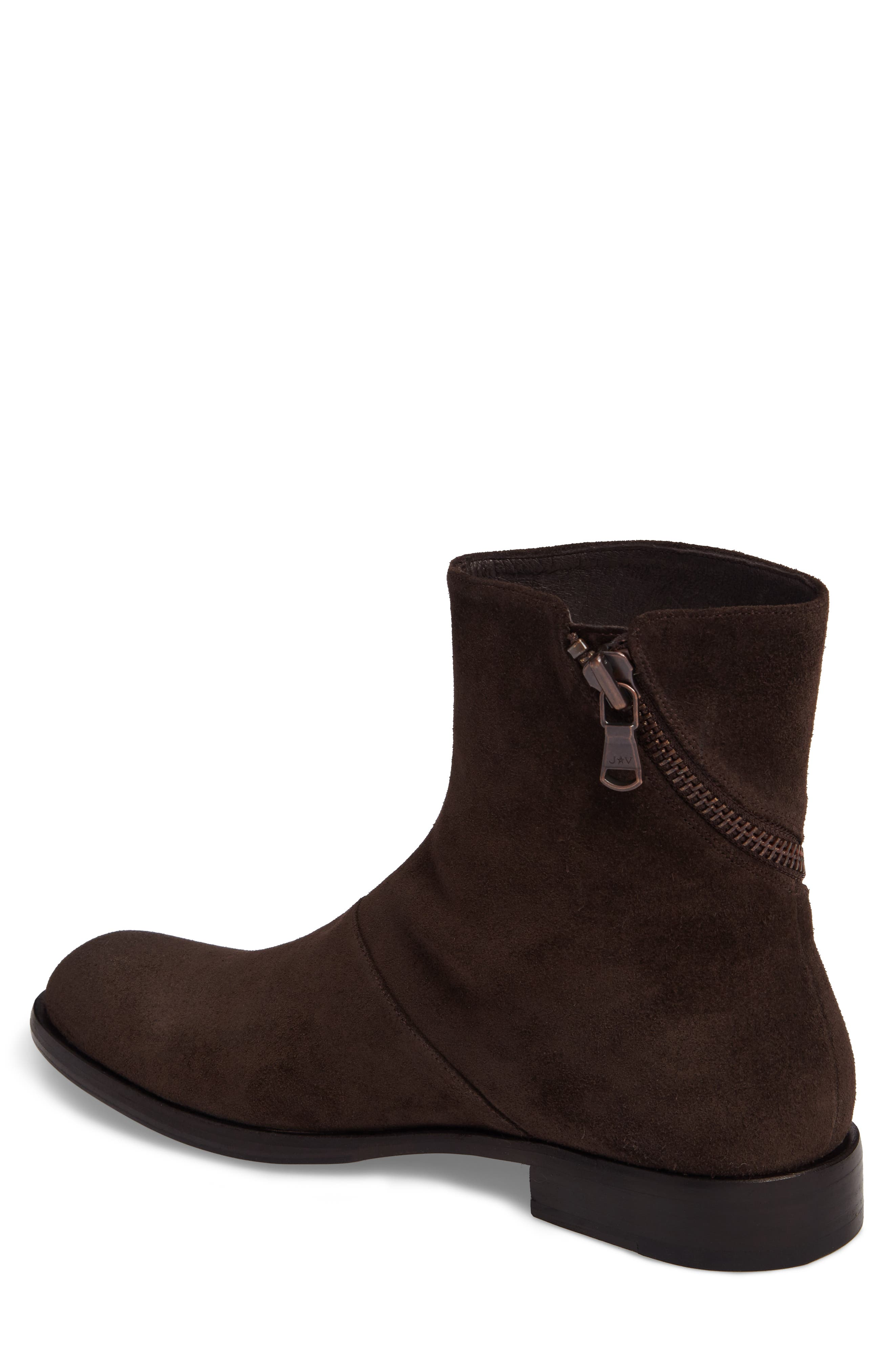 Alternate Image 2  - John Varvatos Star USA Waverly Zip Boot (Men)