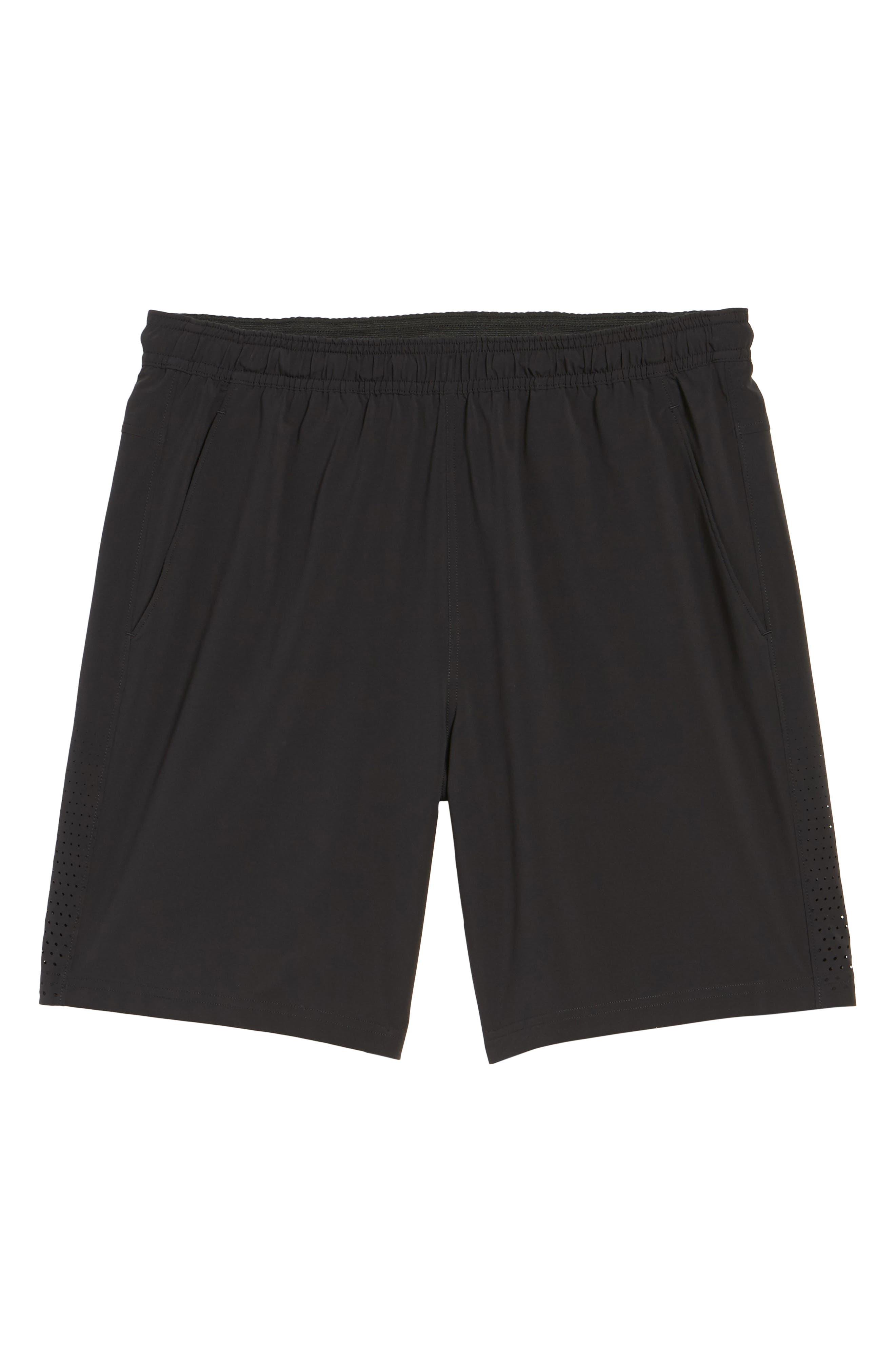 Alternate Image 6  - Zella Graphite Core Athletic Shorts