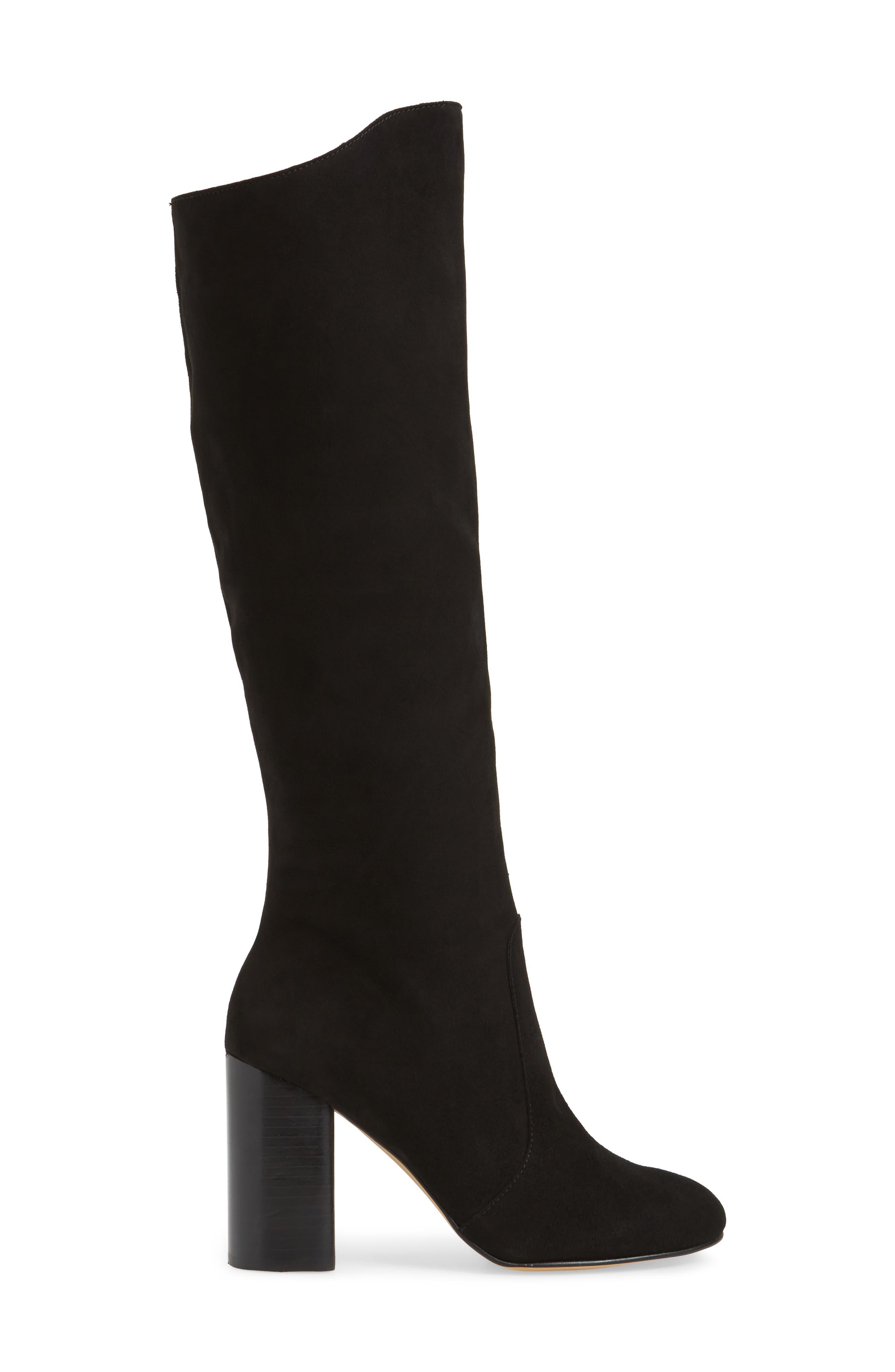 Alternate Image 3  - Dolce Vita Rhea Knee High Boot (Women)