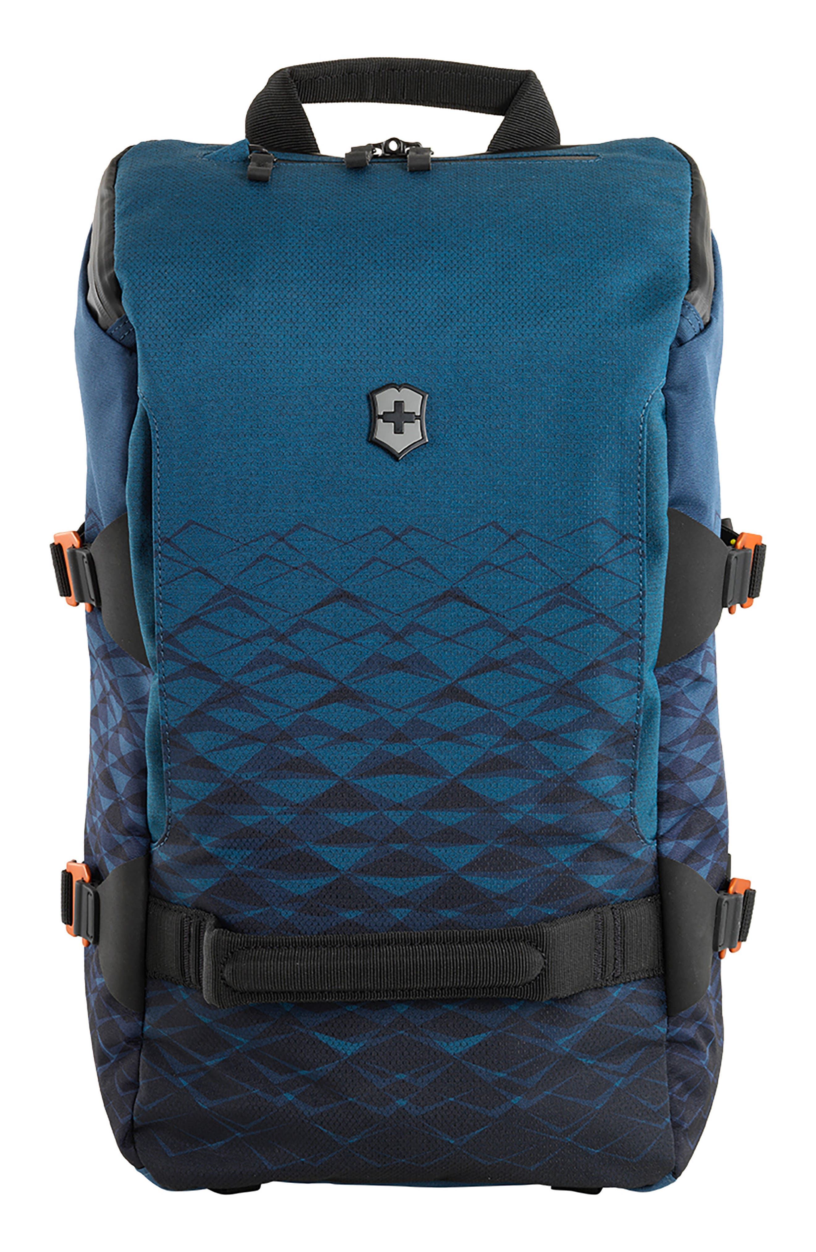 Alternate Image 1 Selected - Victorinox Swiss Army® VX Touring Backpack