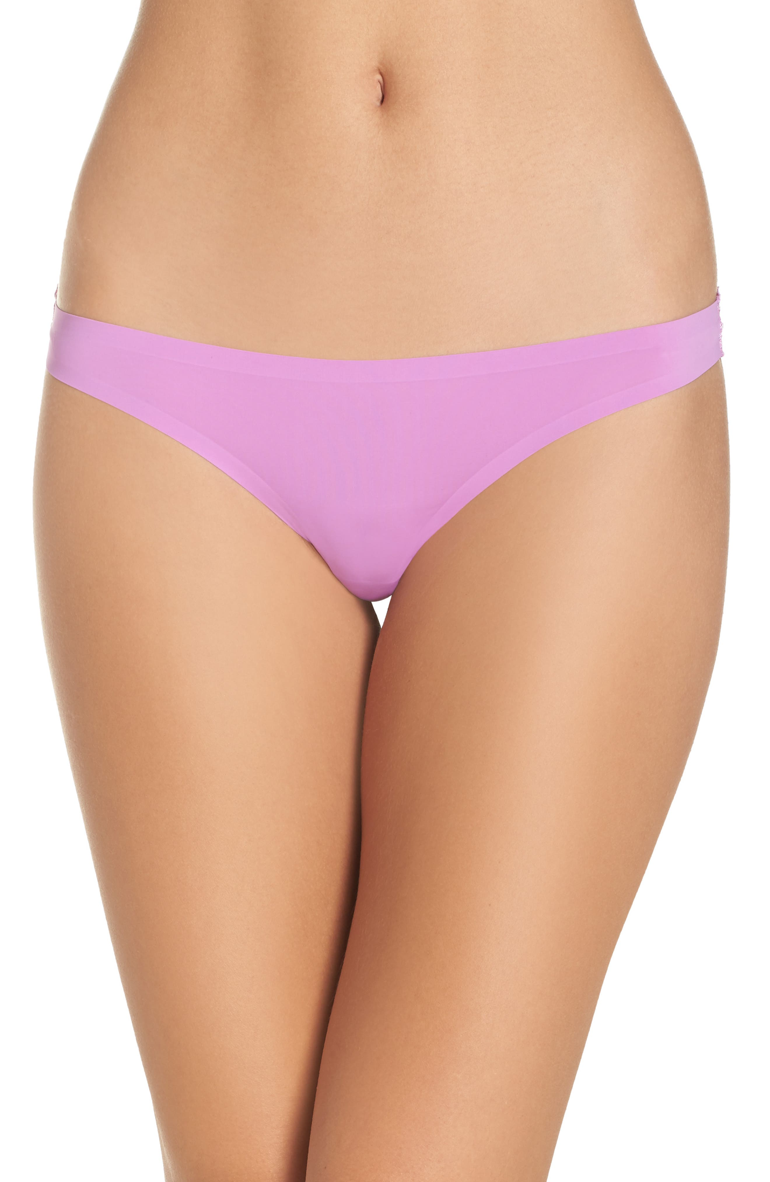 Alternate Image 1 Selected - Free People Intimately FP Smooth Thong