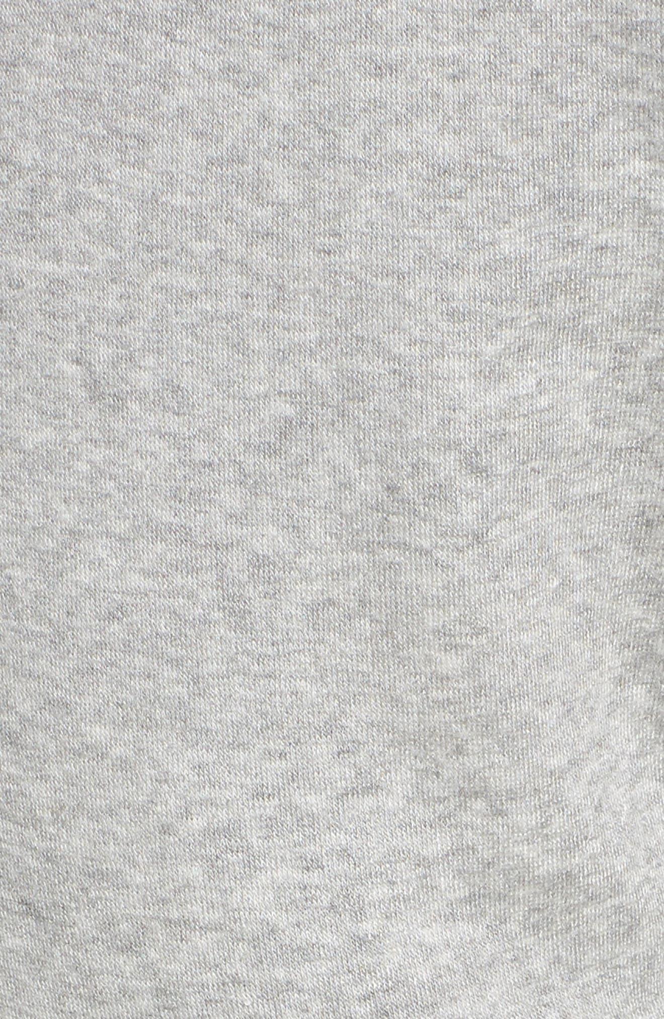 Alternate Image 6  - Make + Model Dreamy Fleece Jogger Pants
