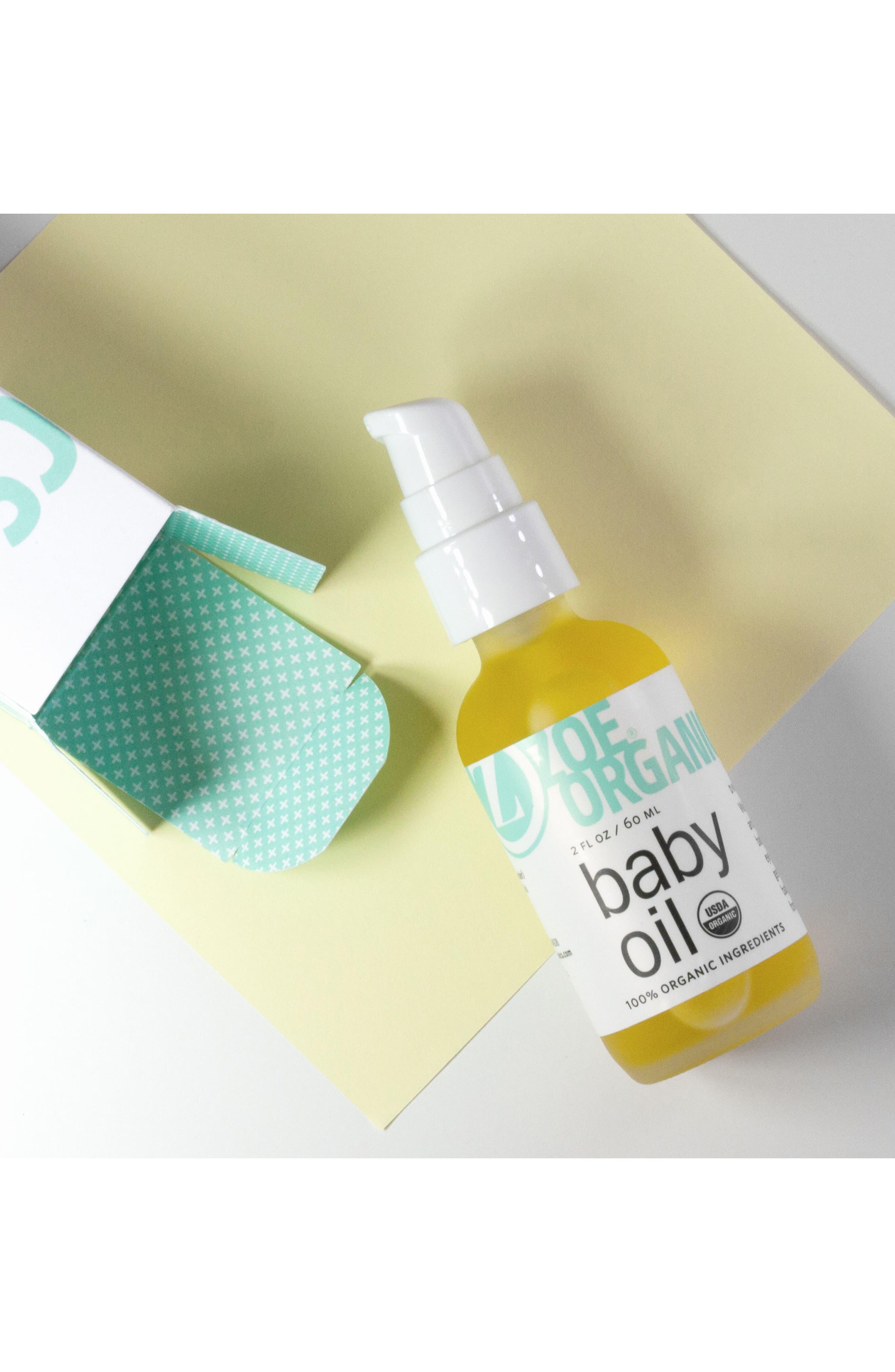Baby Oil,                             Alternate thumbnail 3, color,                             White