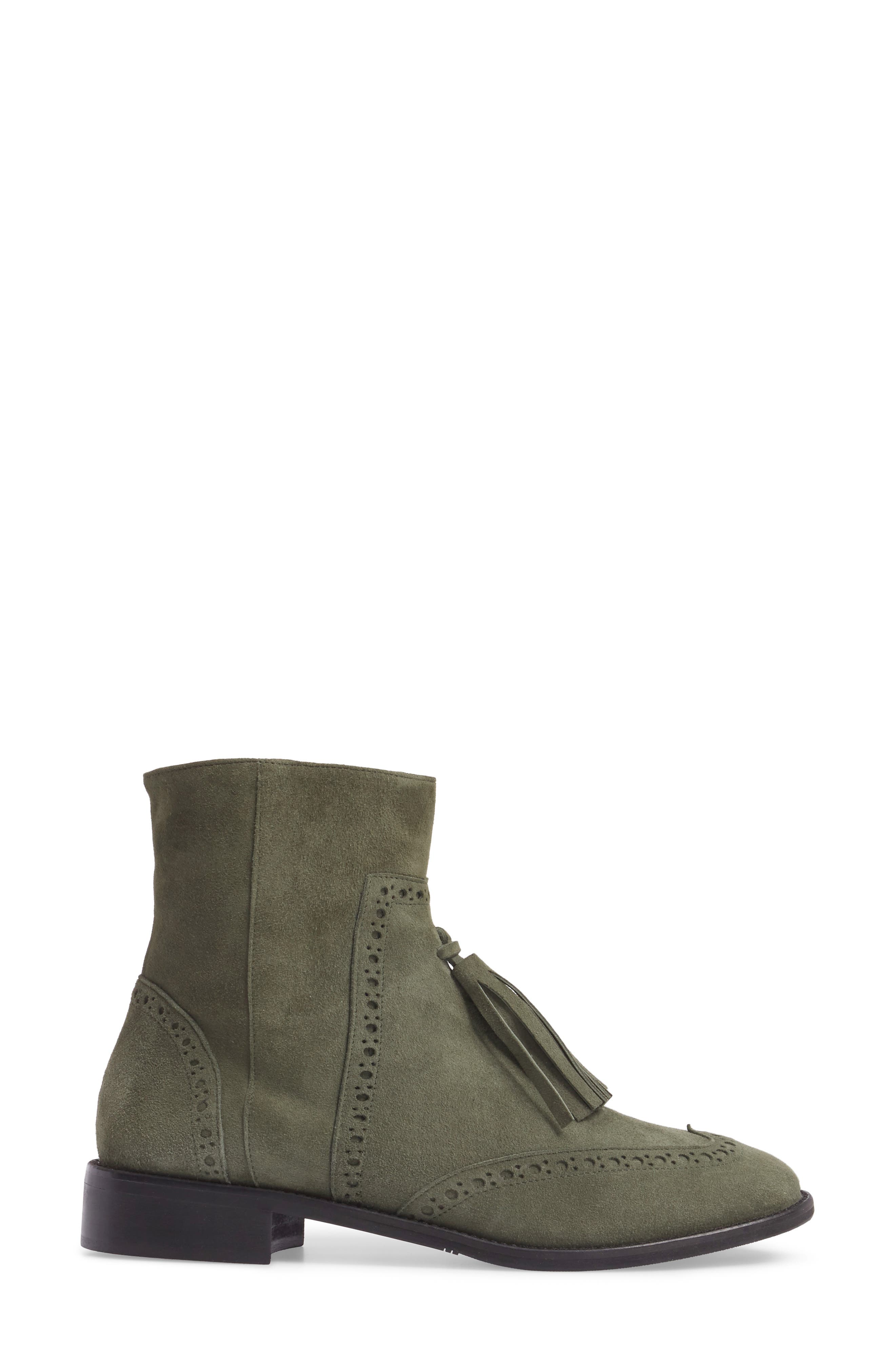 Ralphie Boot,                             Alternate thumbnail 3, color,                             Military